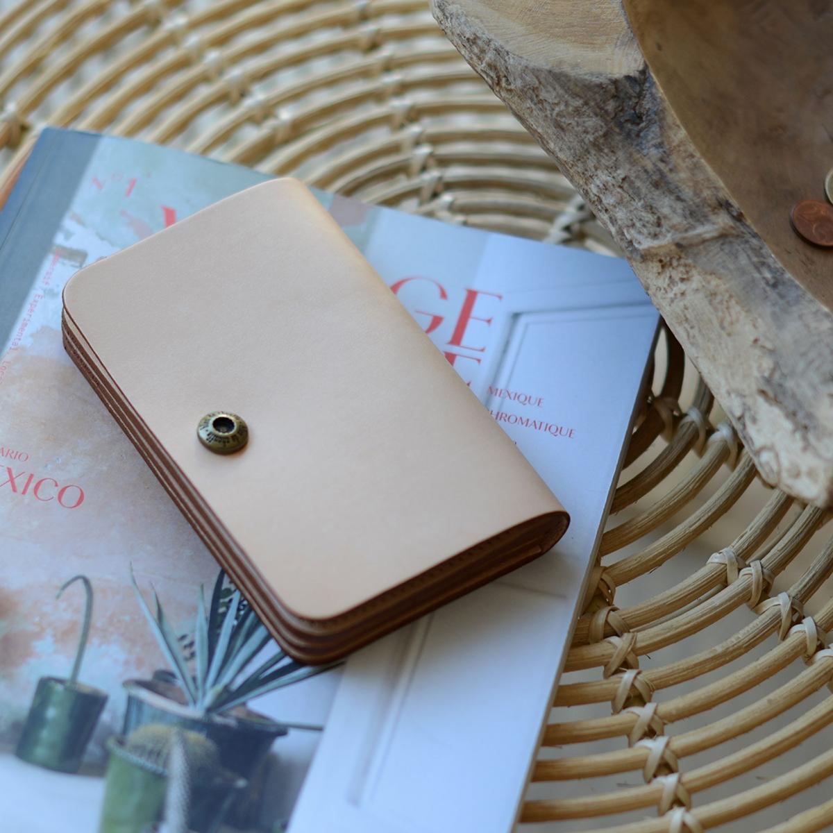 Grisbi wallet - Natural (image n°5)