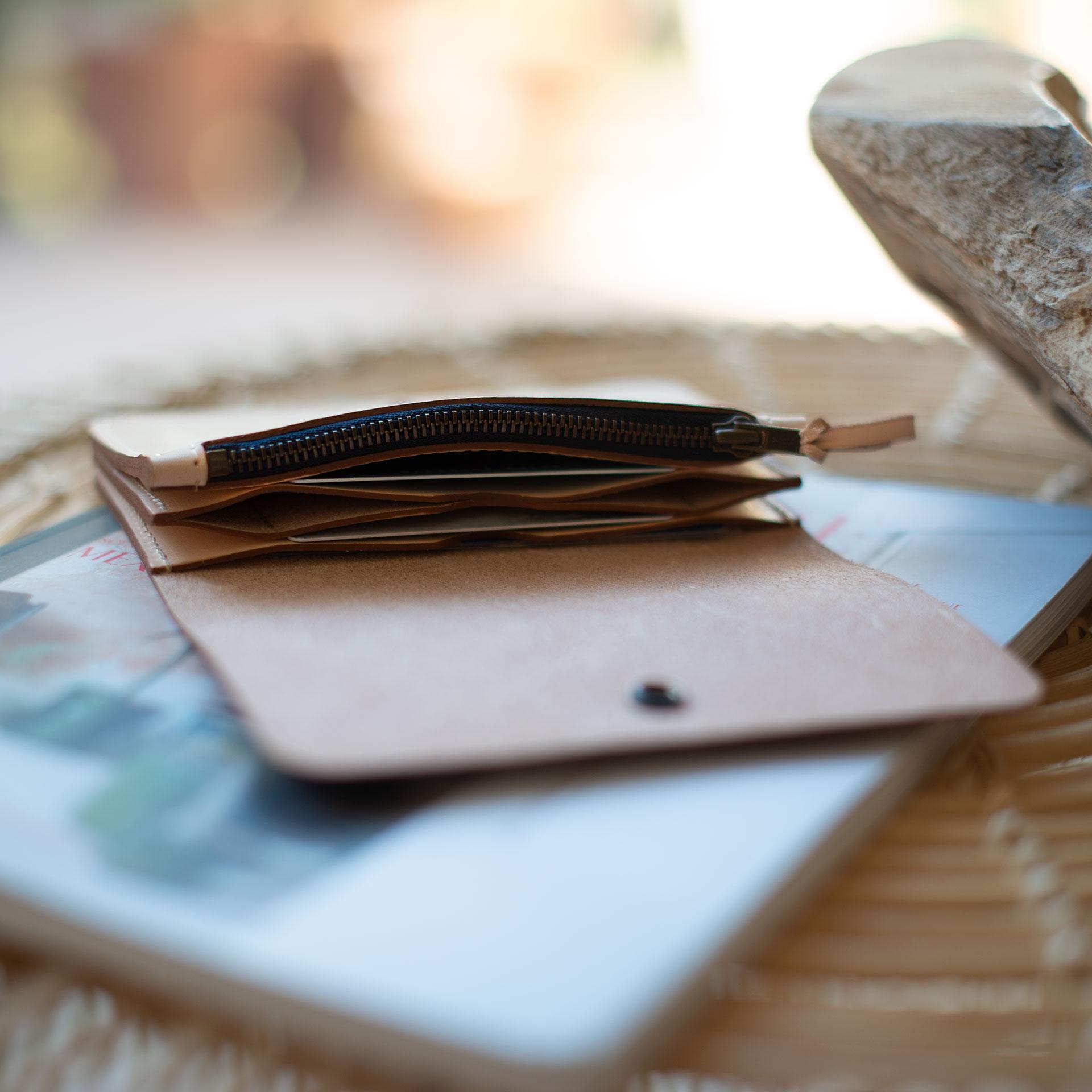 Grisbi wallet - Natural (image n°6)