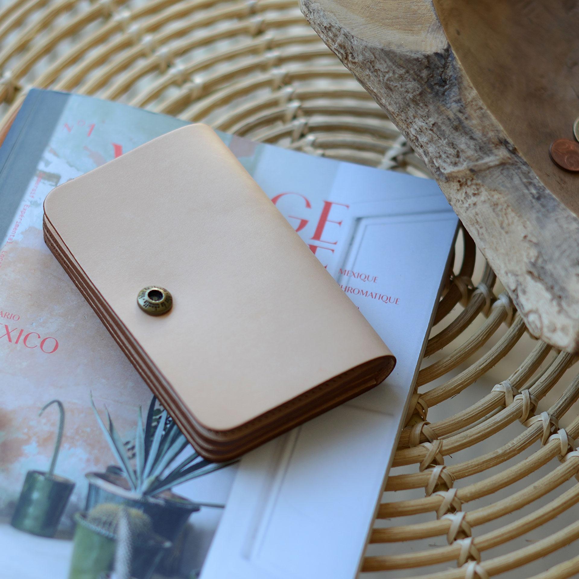 Grisbi wallet - Peat (image n°5)
