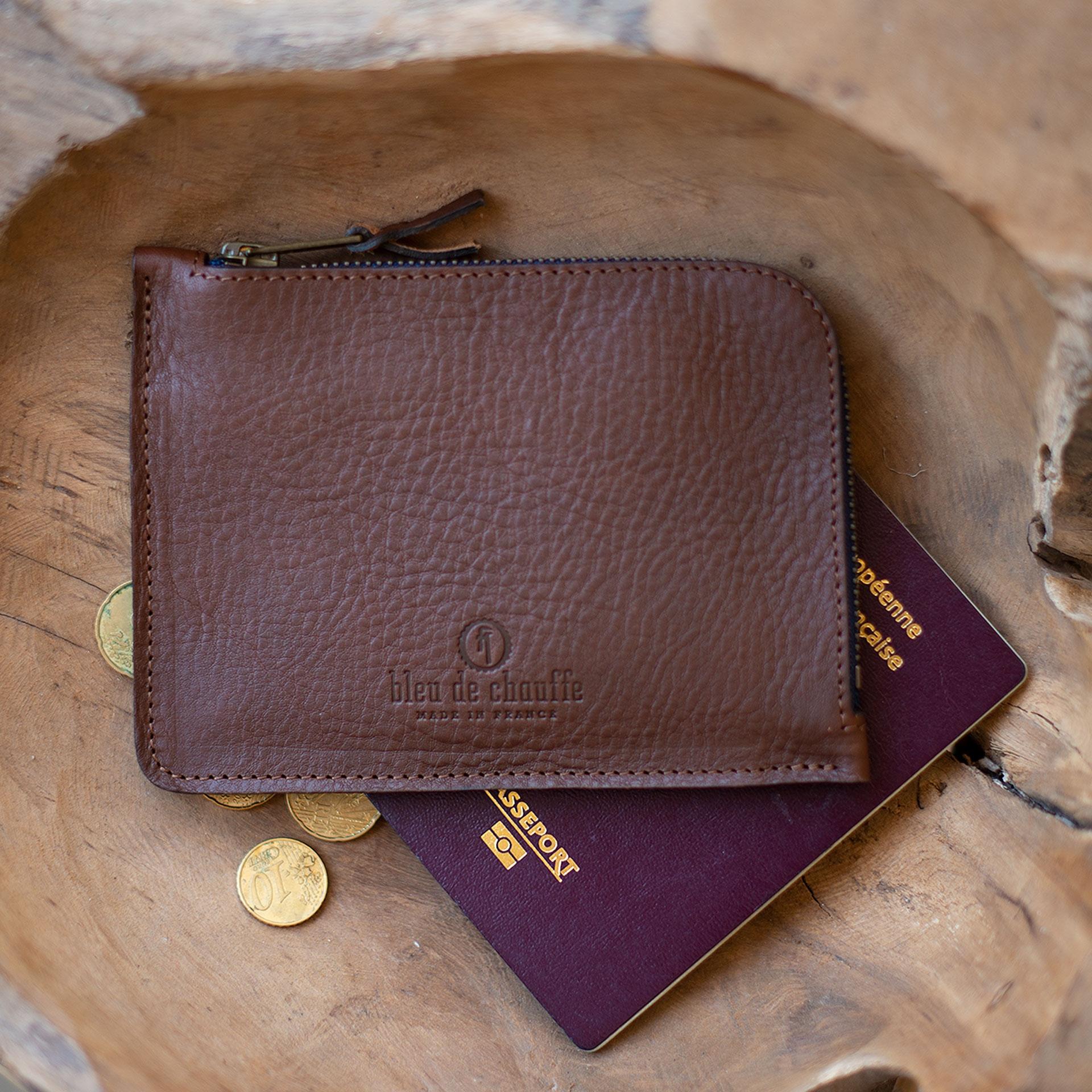 Daron zippered purse / XL - Cuba Libre (image n°4)
