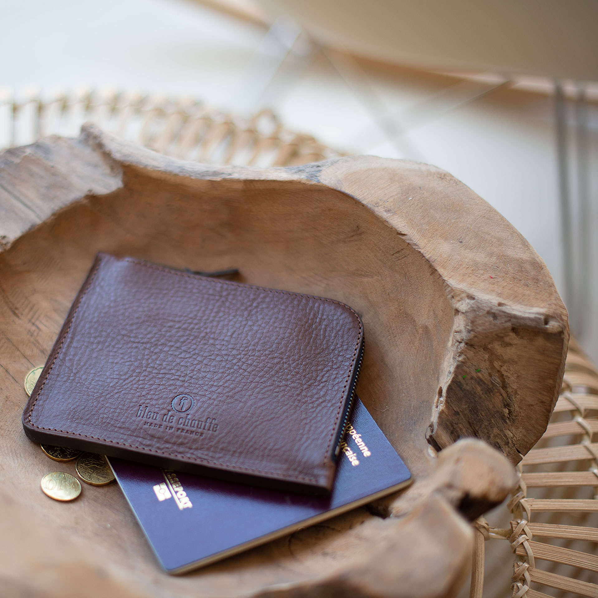 Daron zippered purse / XL - Cuba Libre (image n°3)