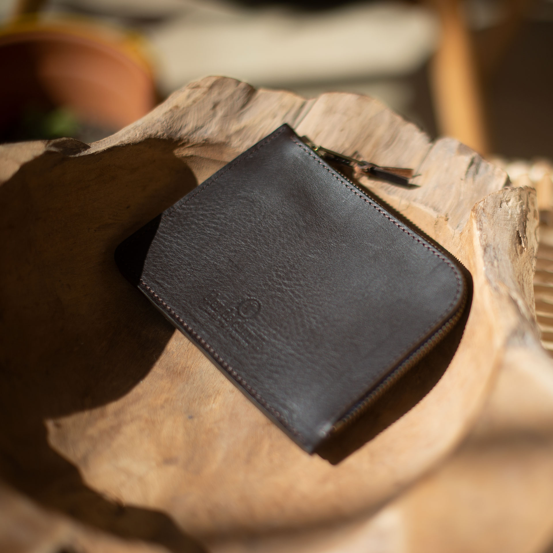 Daron zippered purse / XL - T Moro (image n°4)