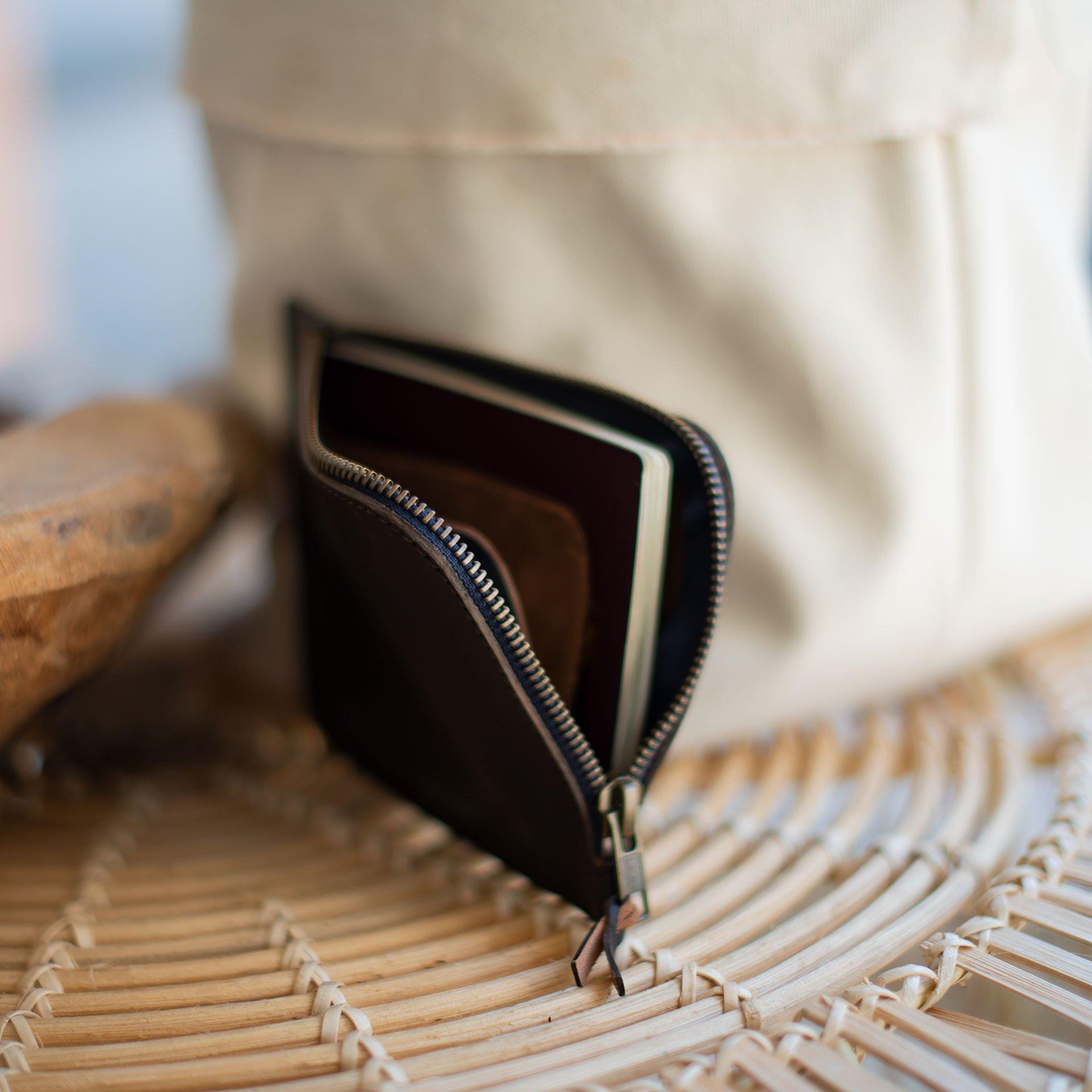 Daron zippered purse / XL - T Moro (image n°6)