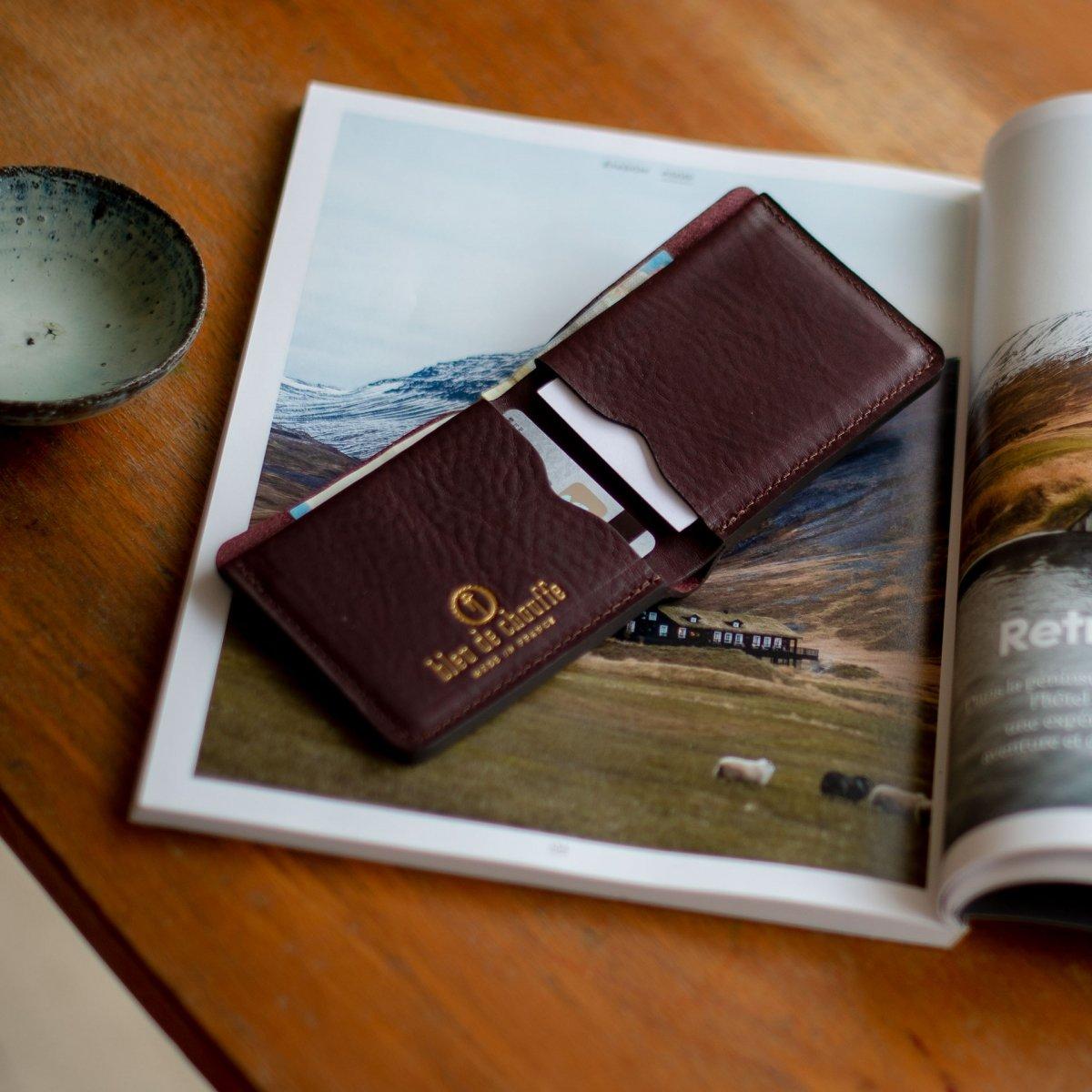 PEZE wallet - Peat (image n°5)
