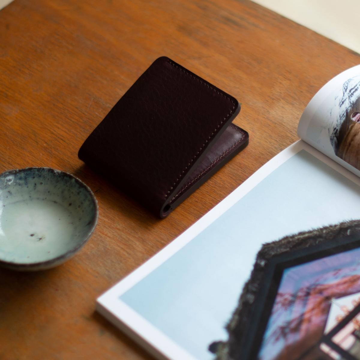 PEZE wallet - Peat (image n°6)