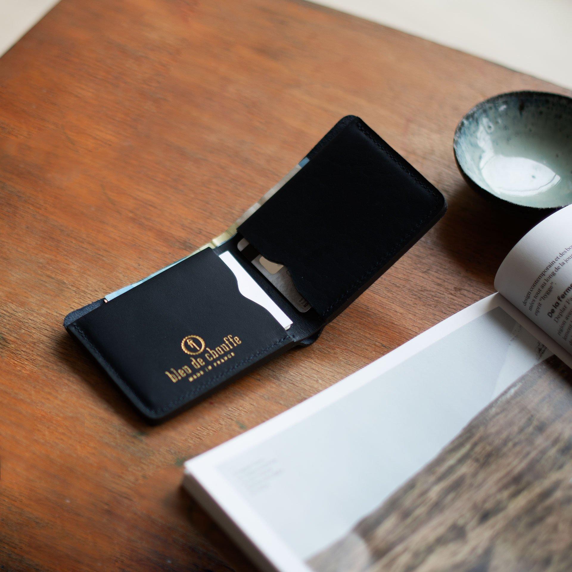 PEZE wallet - Black (image n°6)