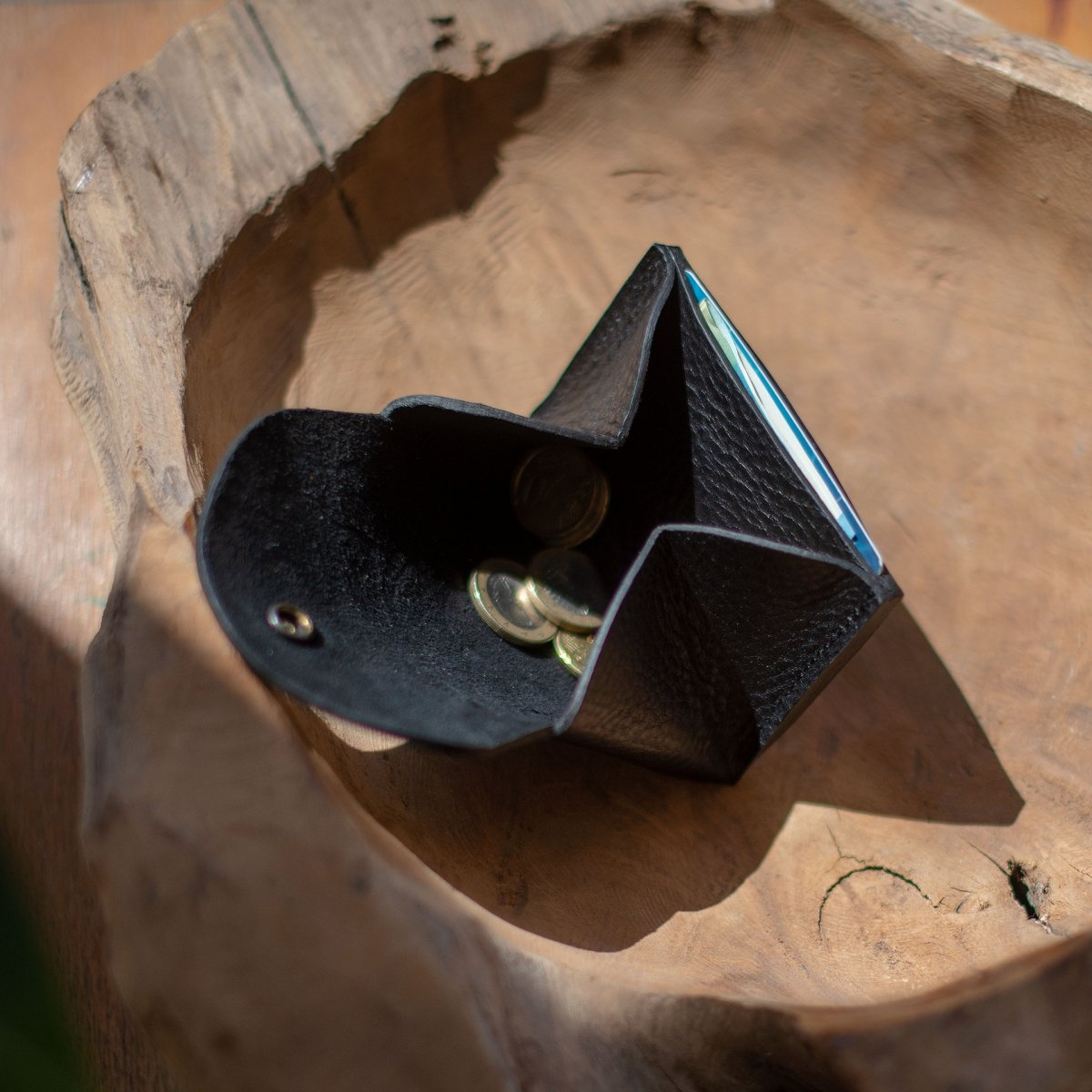 Talbin Shoemaker purse - Black (image n°5)
