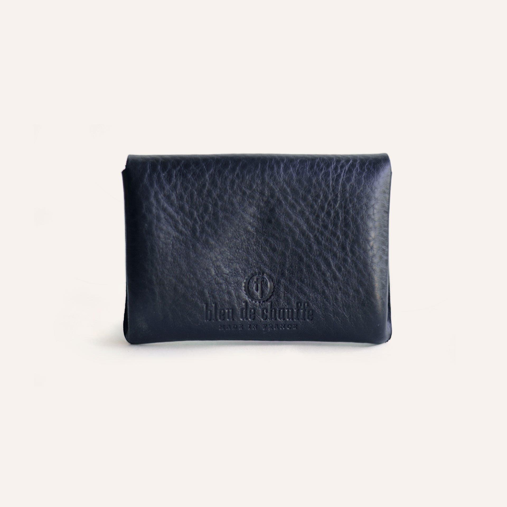 Talbin Shoemaker purse - Navy Blue (image n°2)