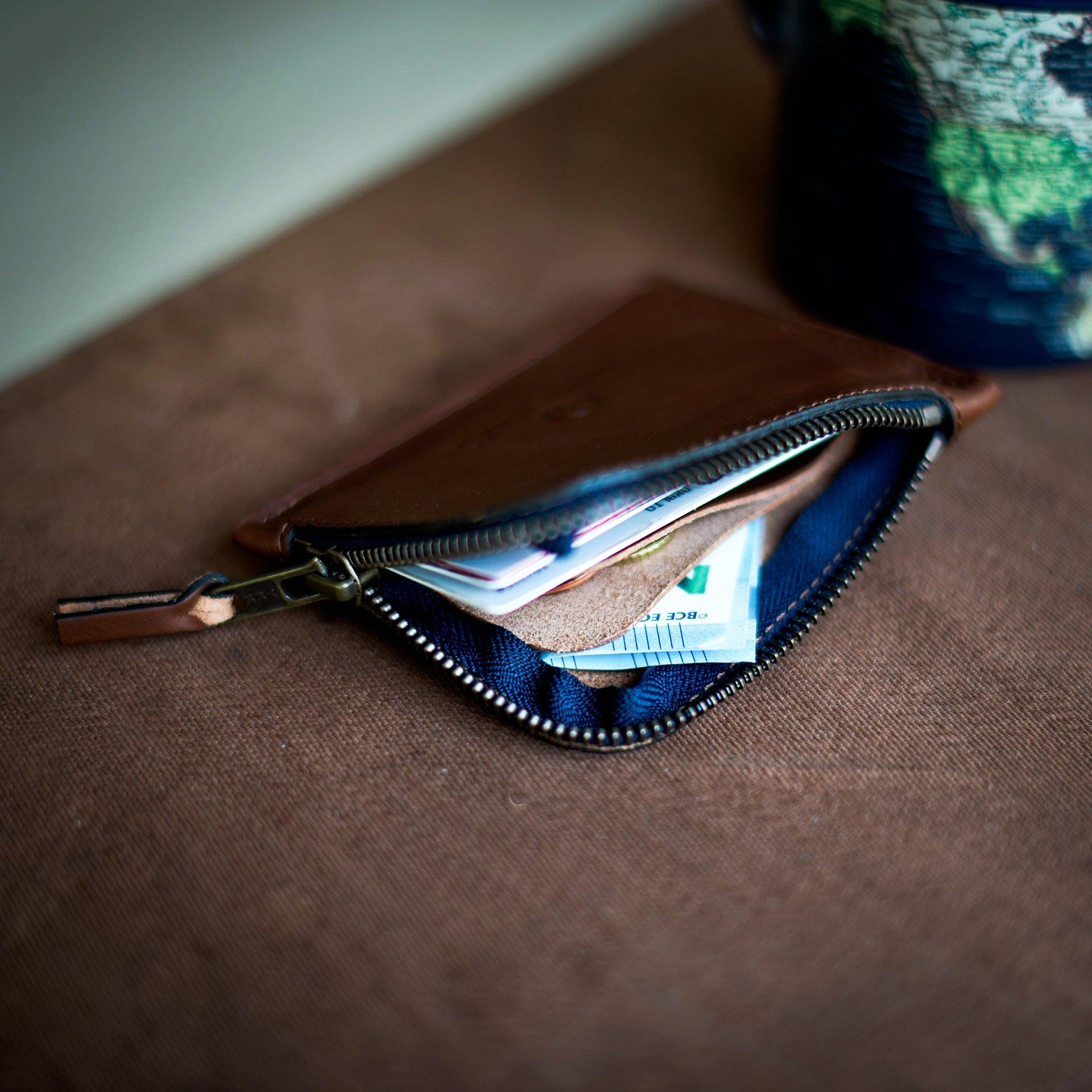 As zippered purse / M - Cuba Libre (image n°5)