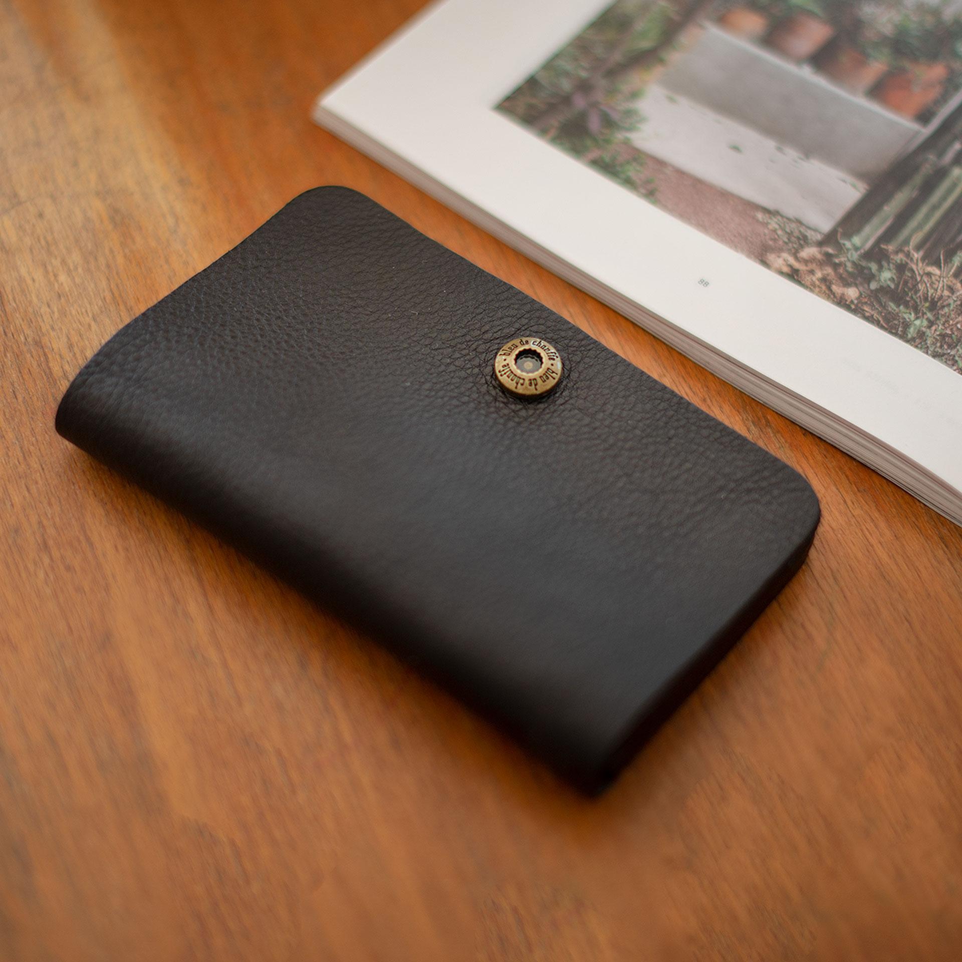Grisbi wallet - Black (image n°5)