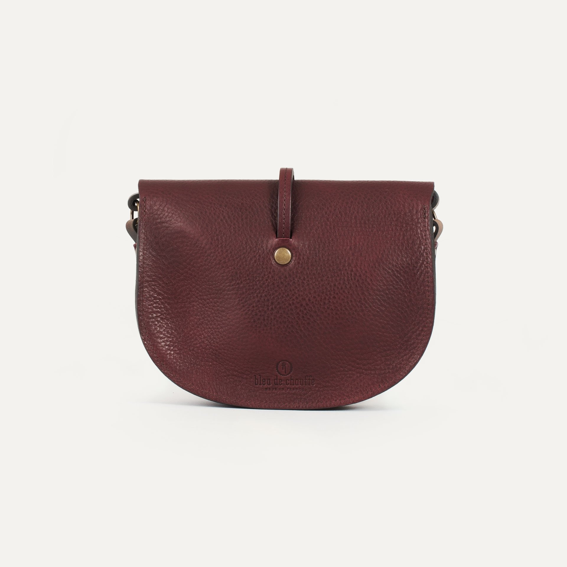 Mini sac postier Java - Tourbe (image n°3)