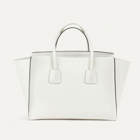 Cabas Origami L - Blanc