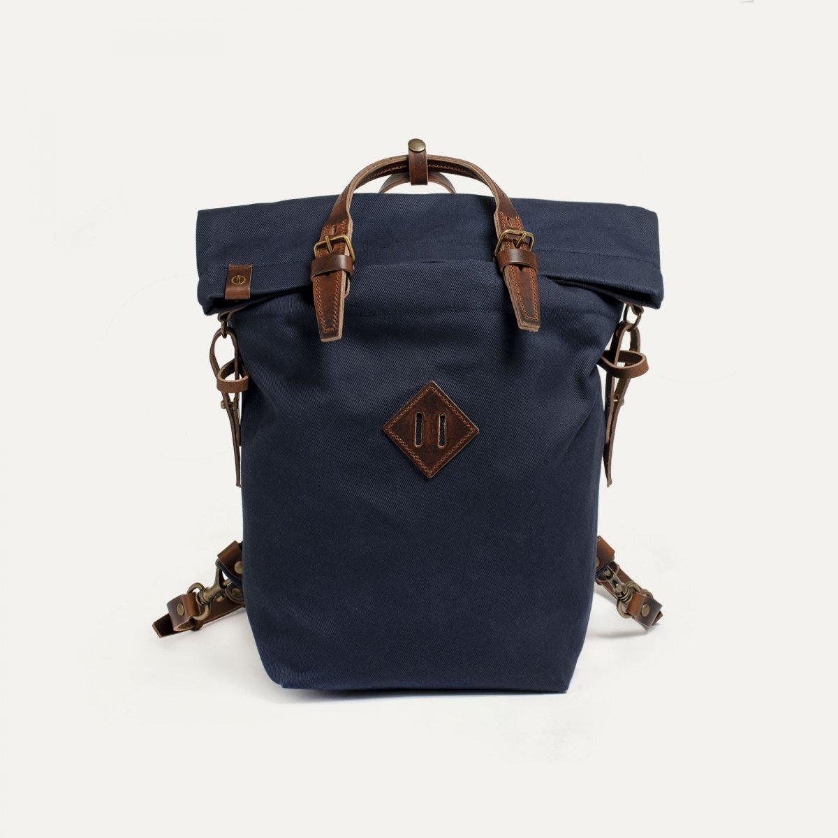 Woody S Backpack - Peacoat Blue (image n°1)