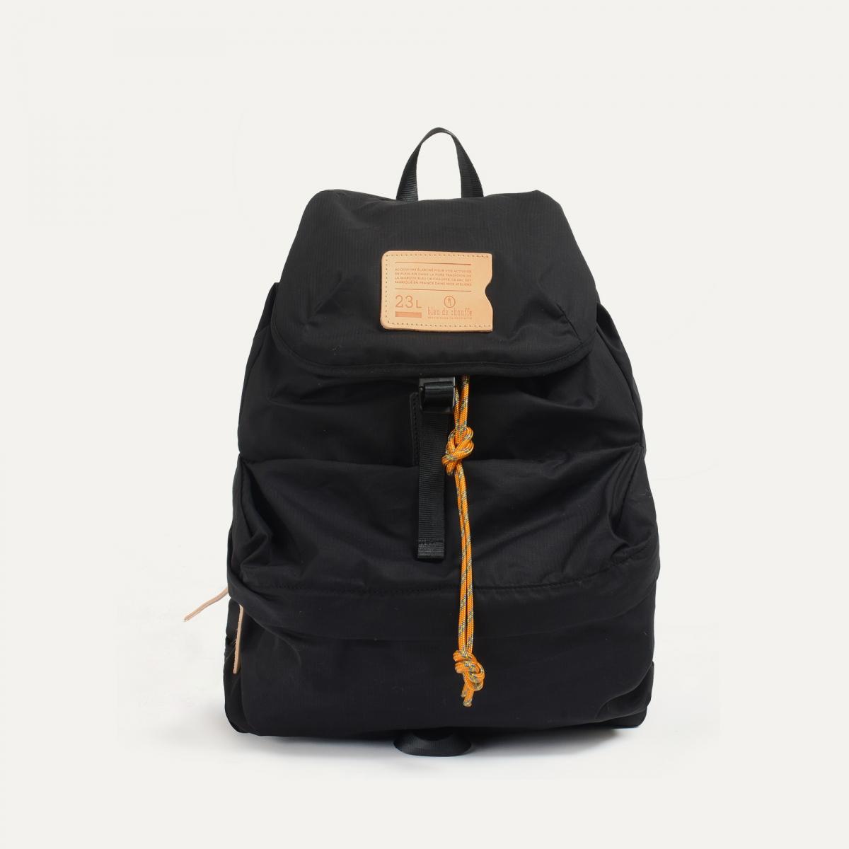 23L Bayou Backpack - Black (image n°1)
