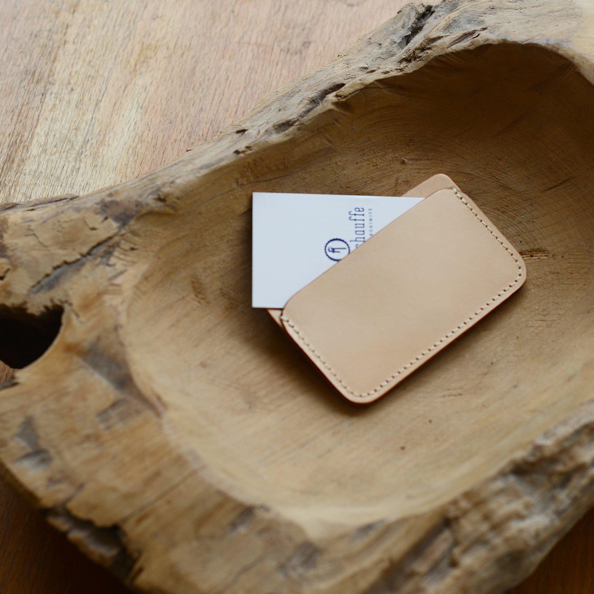 Visamex card holder - Natural (image n°4)