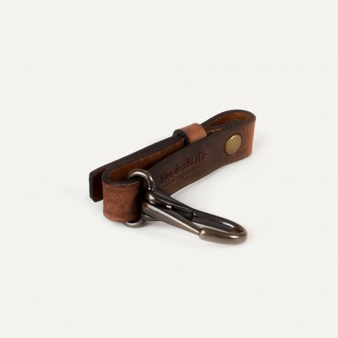 Mousse key ring - Pain Brûlé