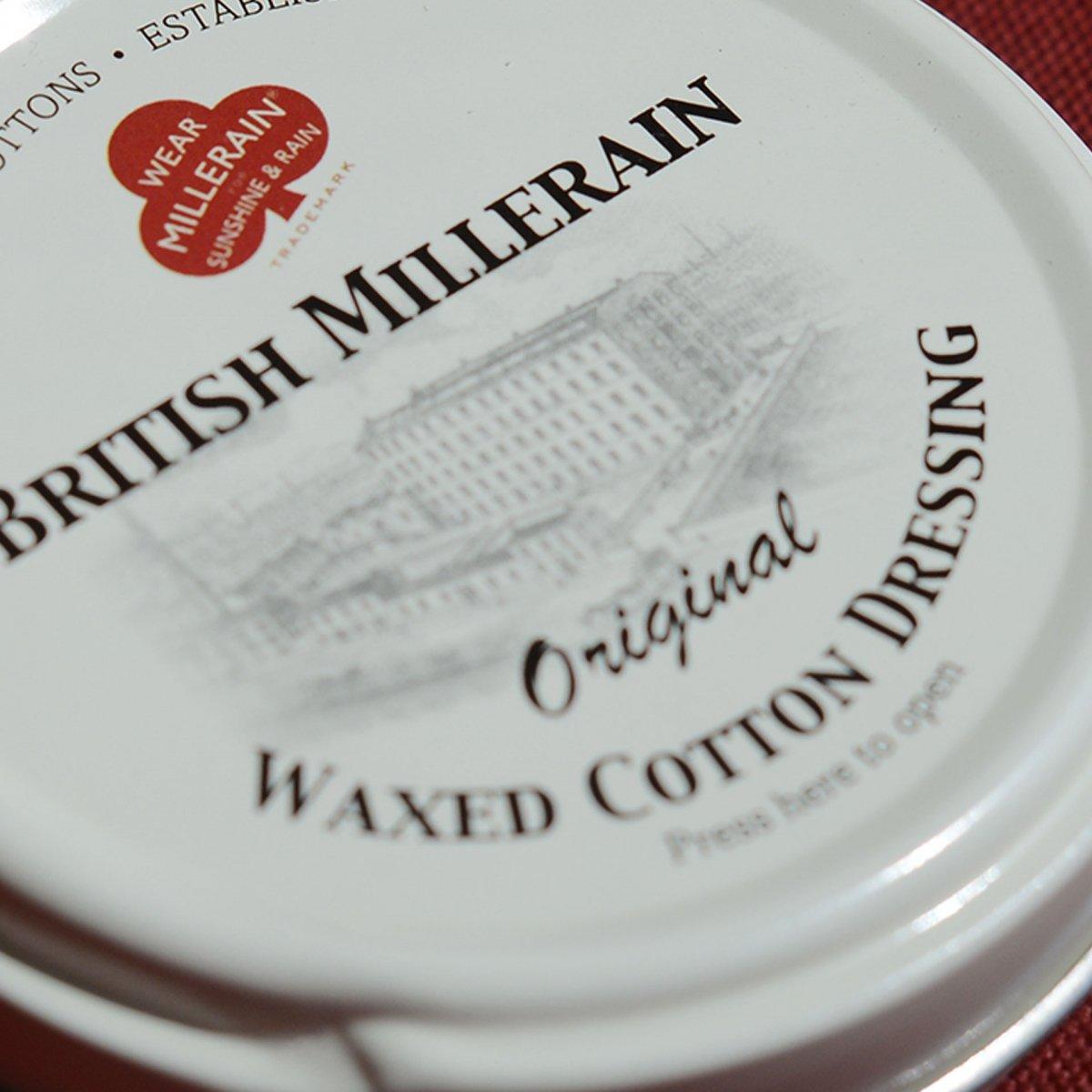 Cire rénovatrice - Toile coton waxée (image n°3)