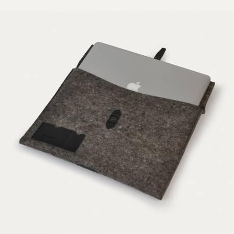 Joseph Laptop 15 - Natural felt