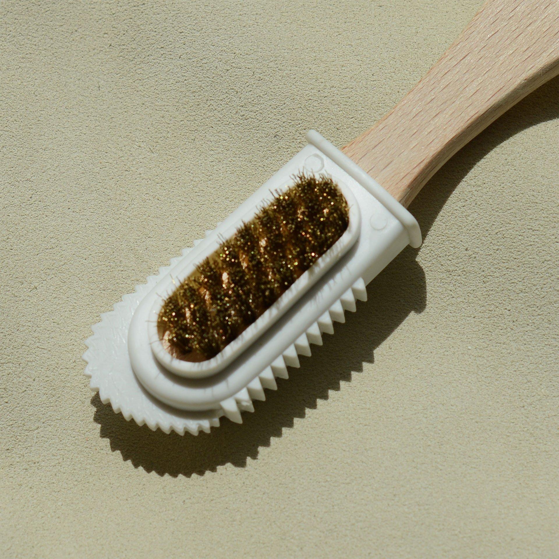Suede brush (image n°4)