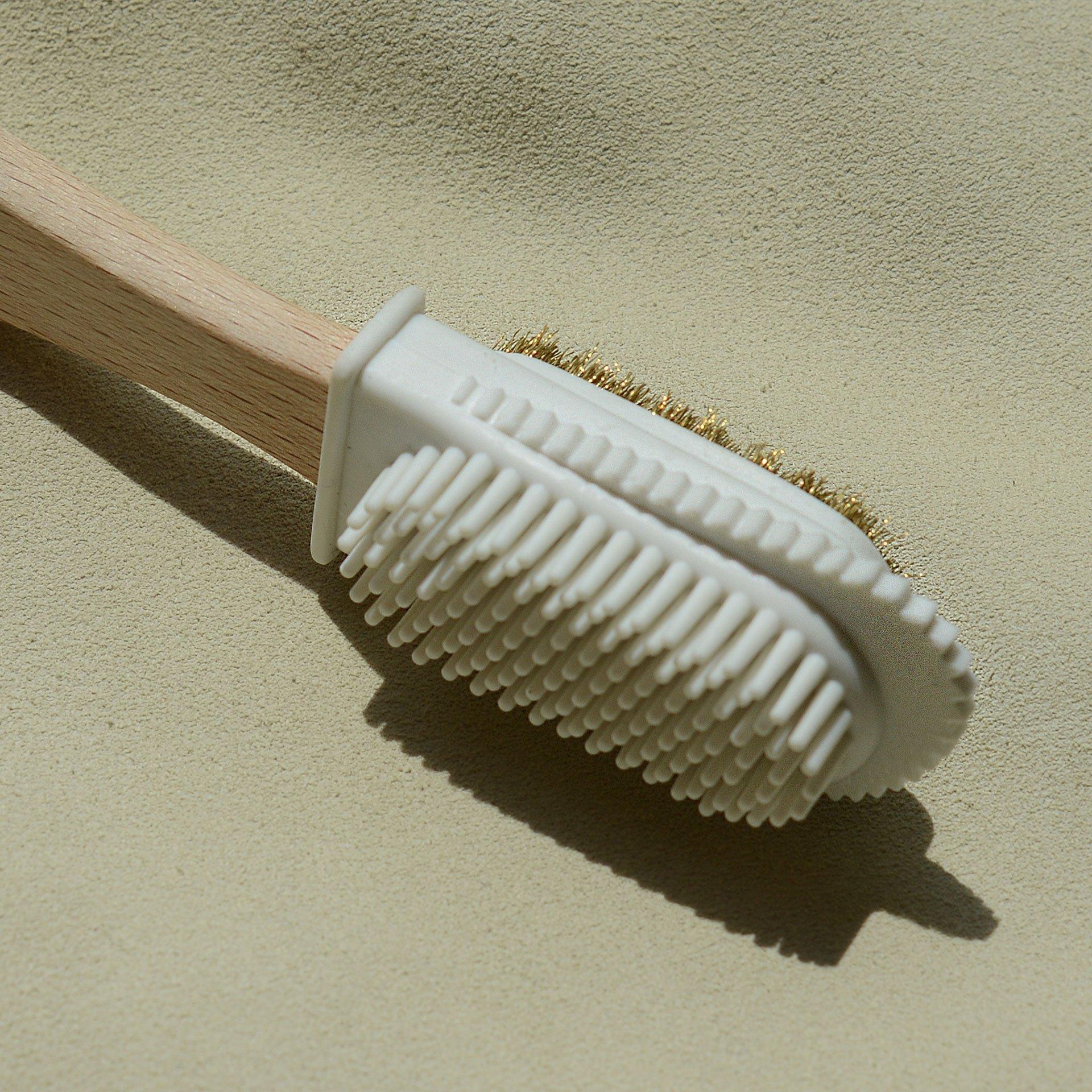 Brosse cuirs velours (image n°3)