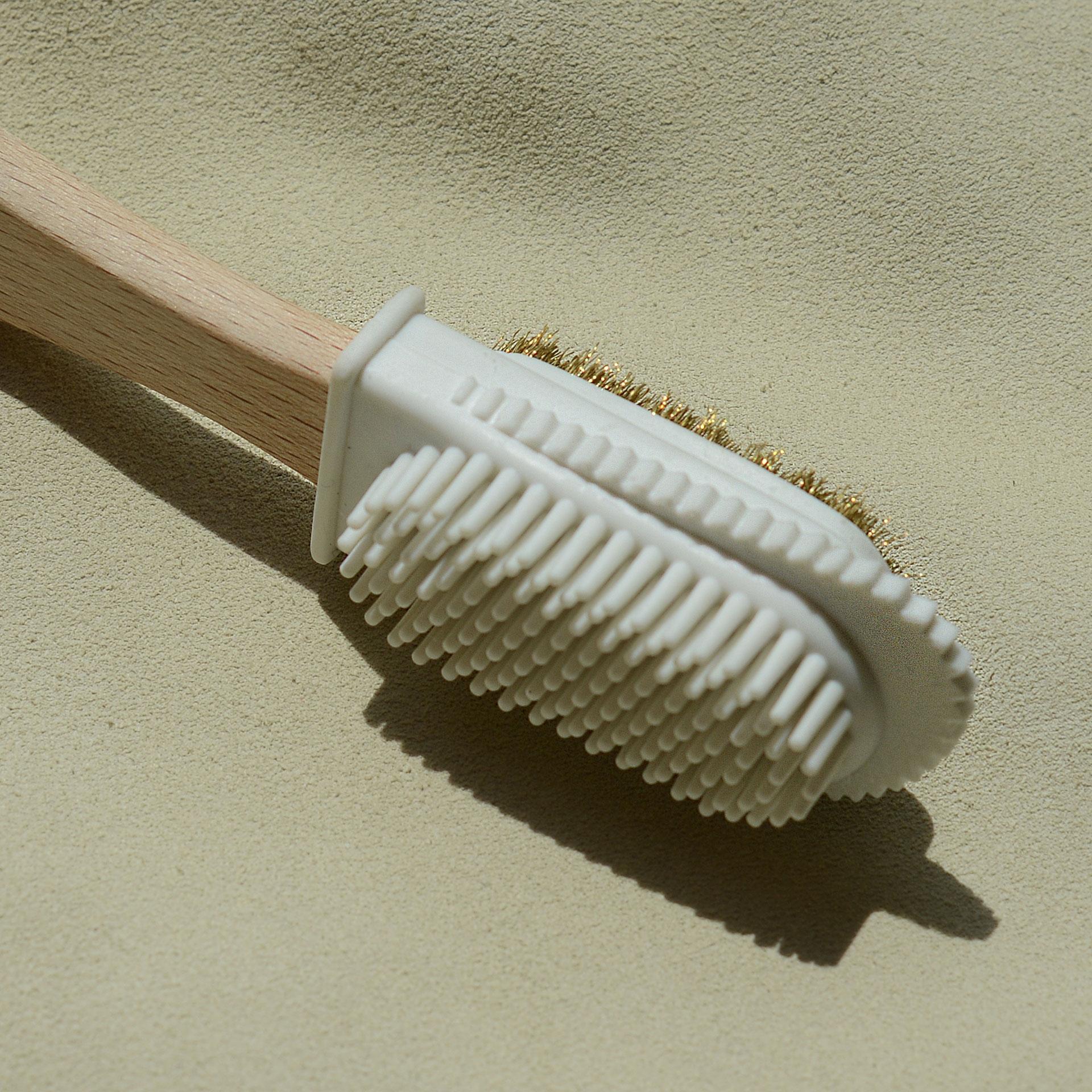 Suede brush (image n°3)