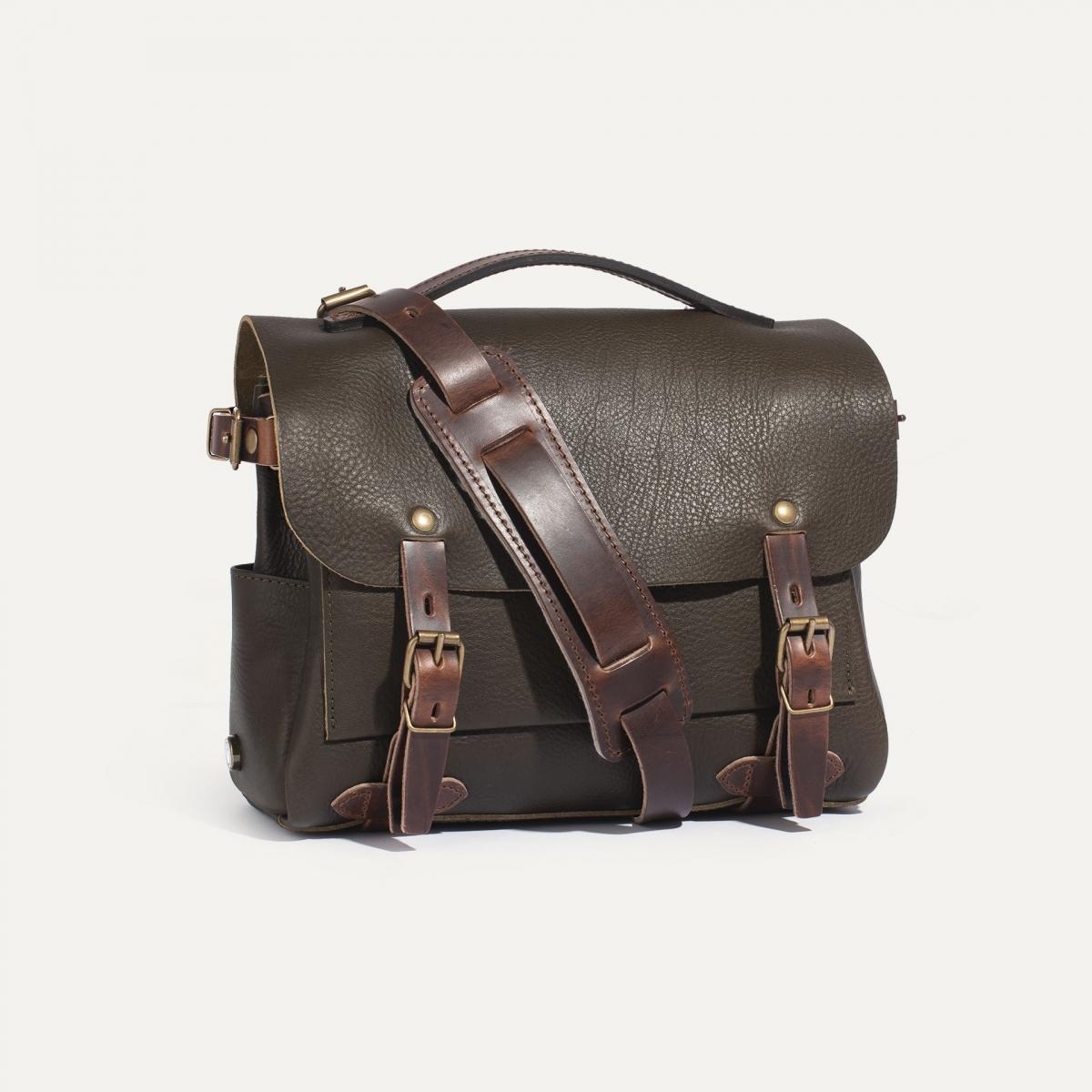 Postman bag Éclair S - Khaki (image n°2)