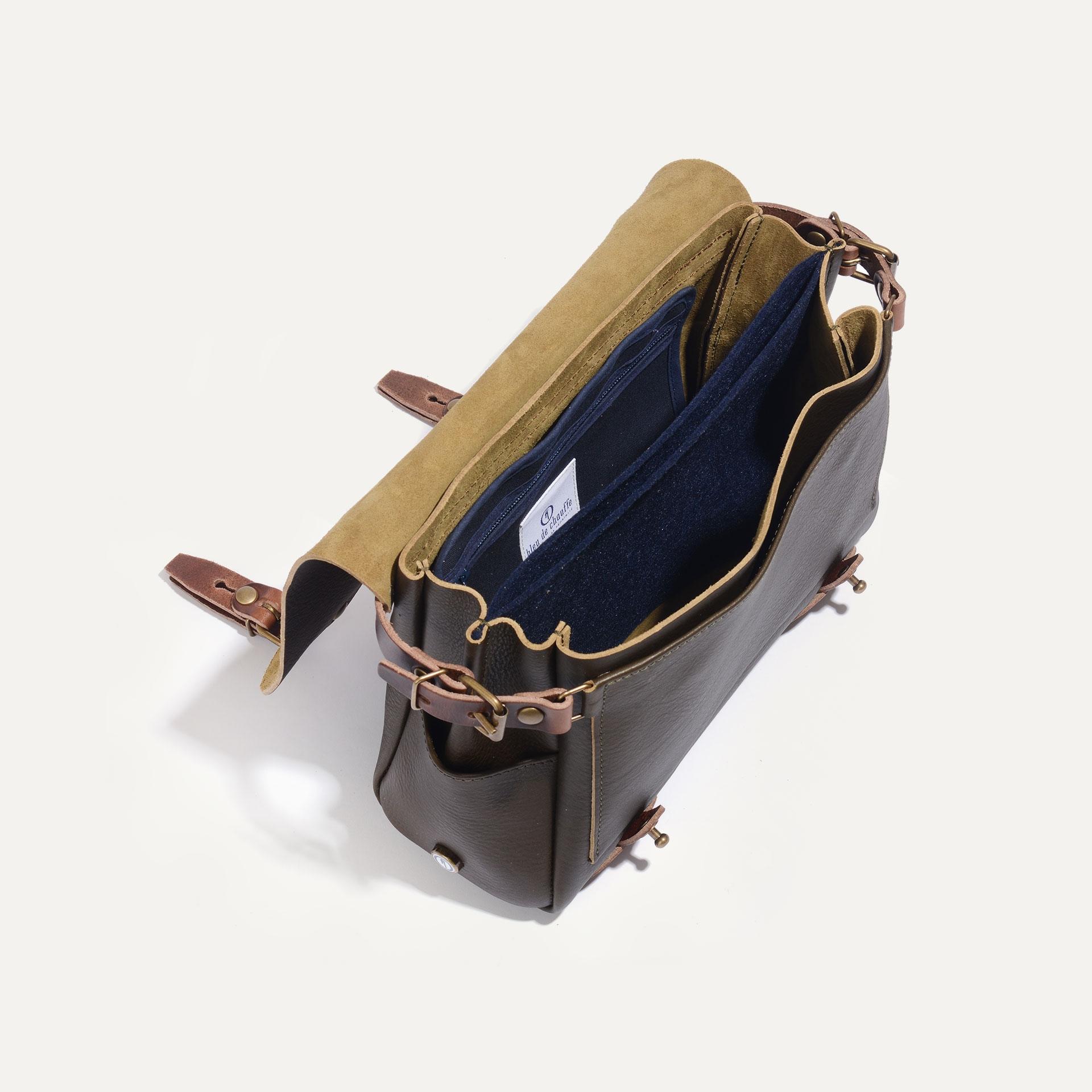 Postman bag Éclair S - Khaki (image n°4)