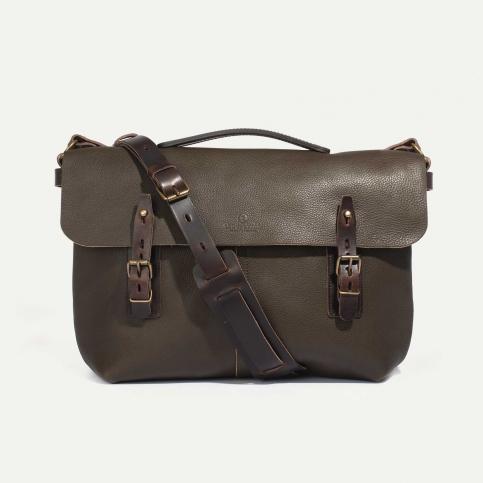 Lucien Satchel bag - Khaki