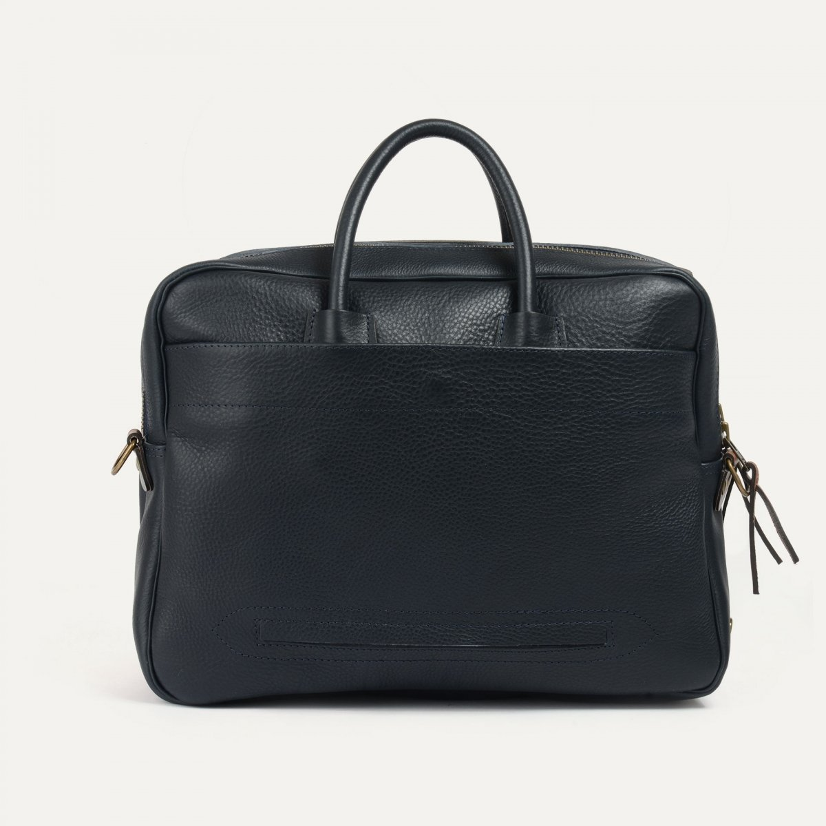 Zeppo Business bag - Navy Blue / E Pure (image n°3)