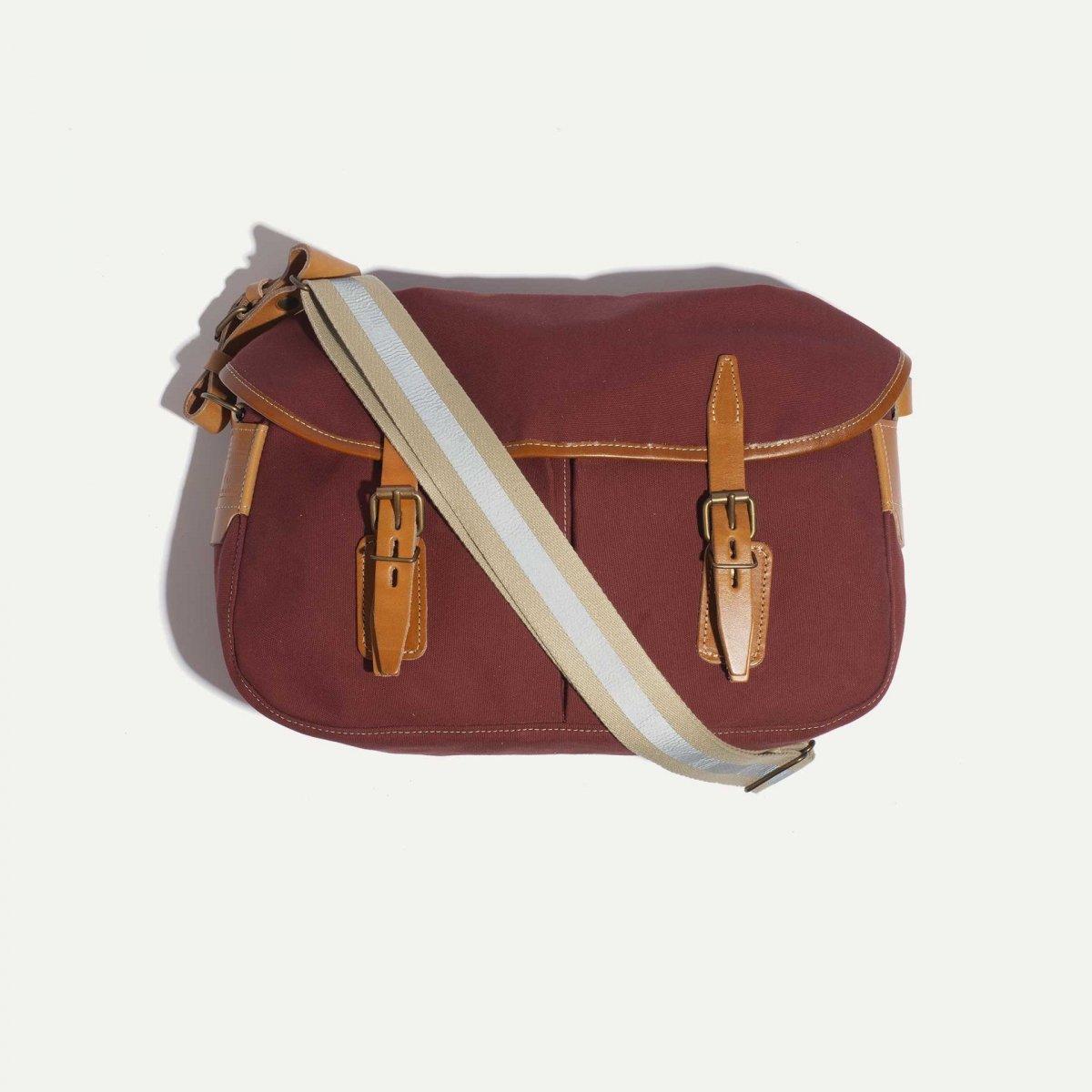 Musette STRIPE shoulder strap - Reflective (image n°4)