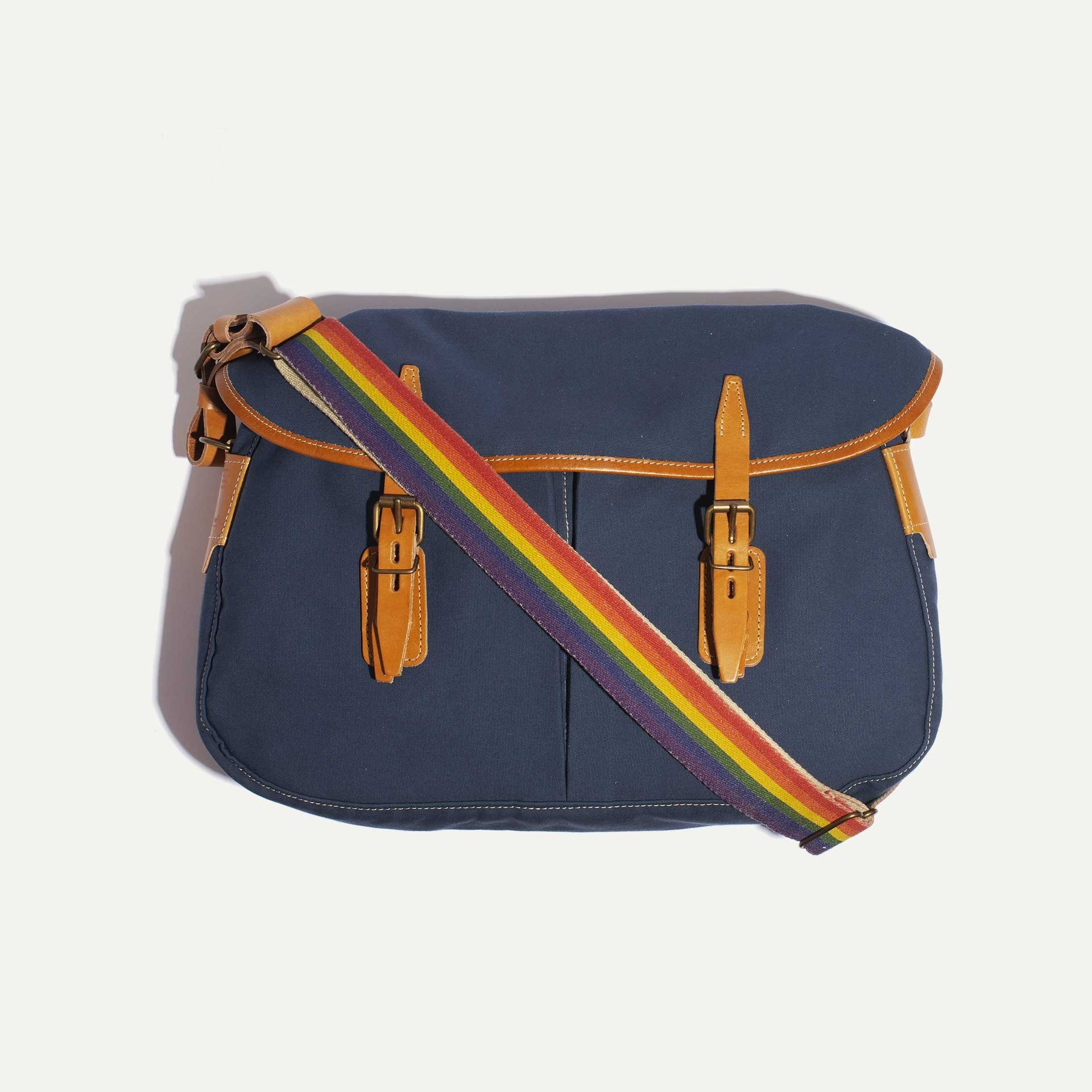 Musette STRIPE shoulder strap - Rainbow (image n°5)