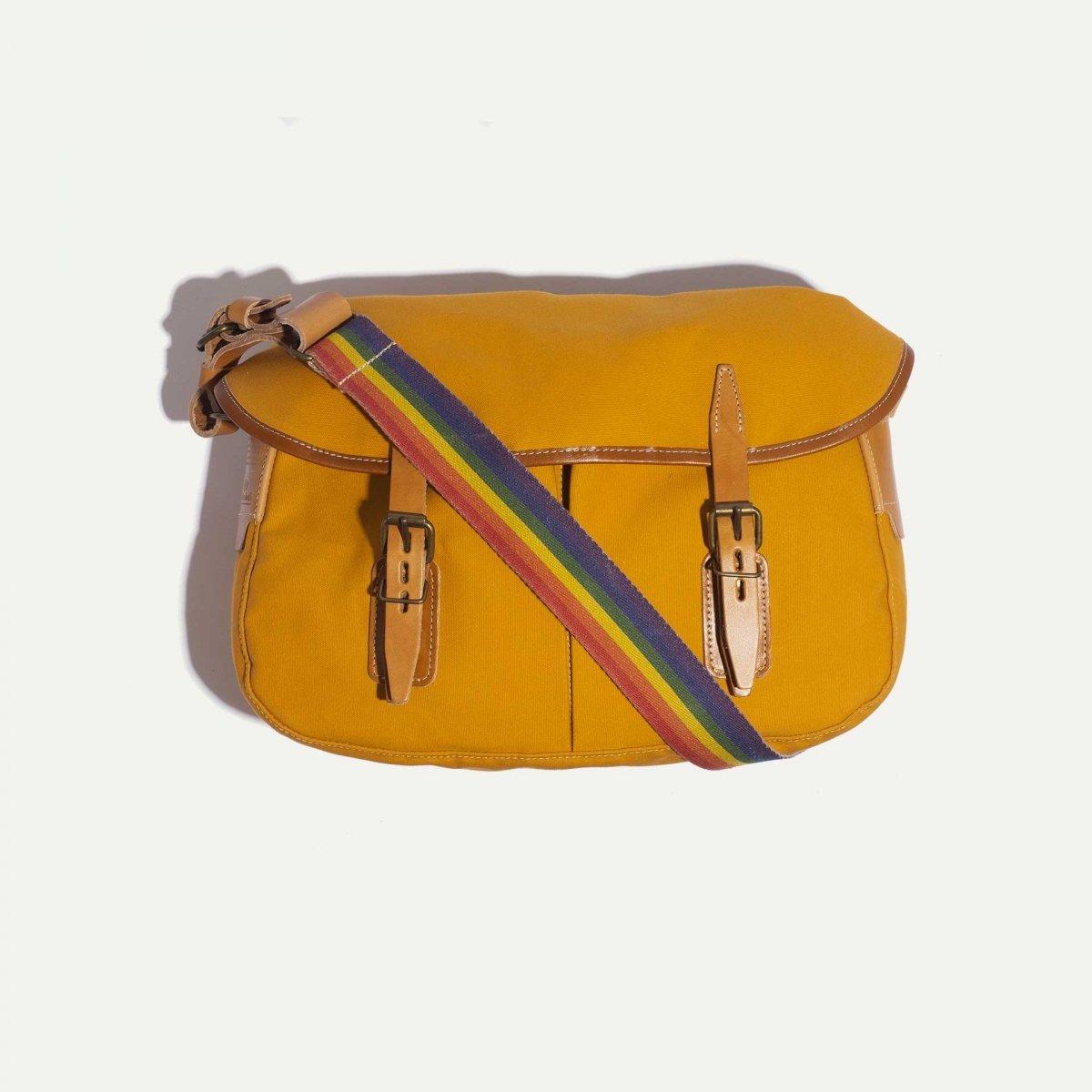 Musette STRIPE shoulder strap - Rainbow (image n°3)