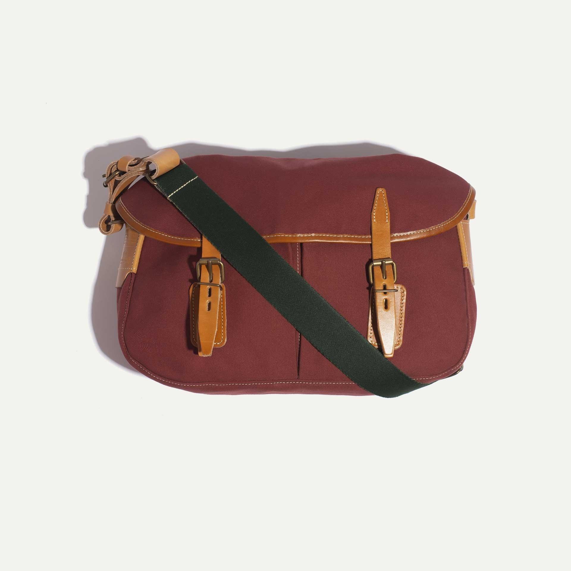 Musette STRIPE shoulder strap - Khaki (image n°4)