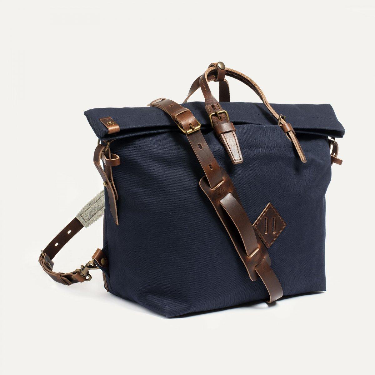 Woody L Backpack - Peacoat Blue (image n°2)