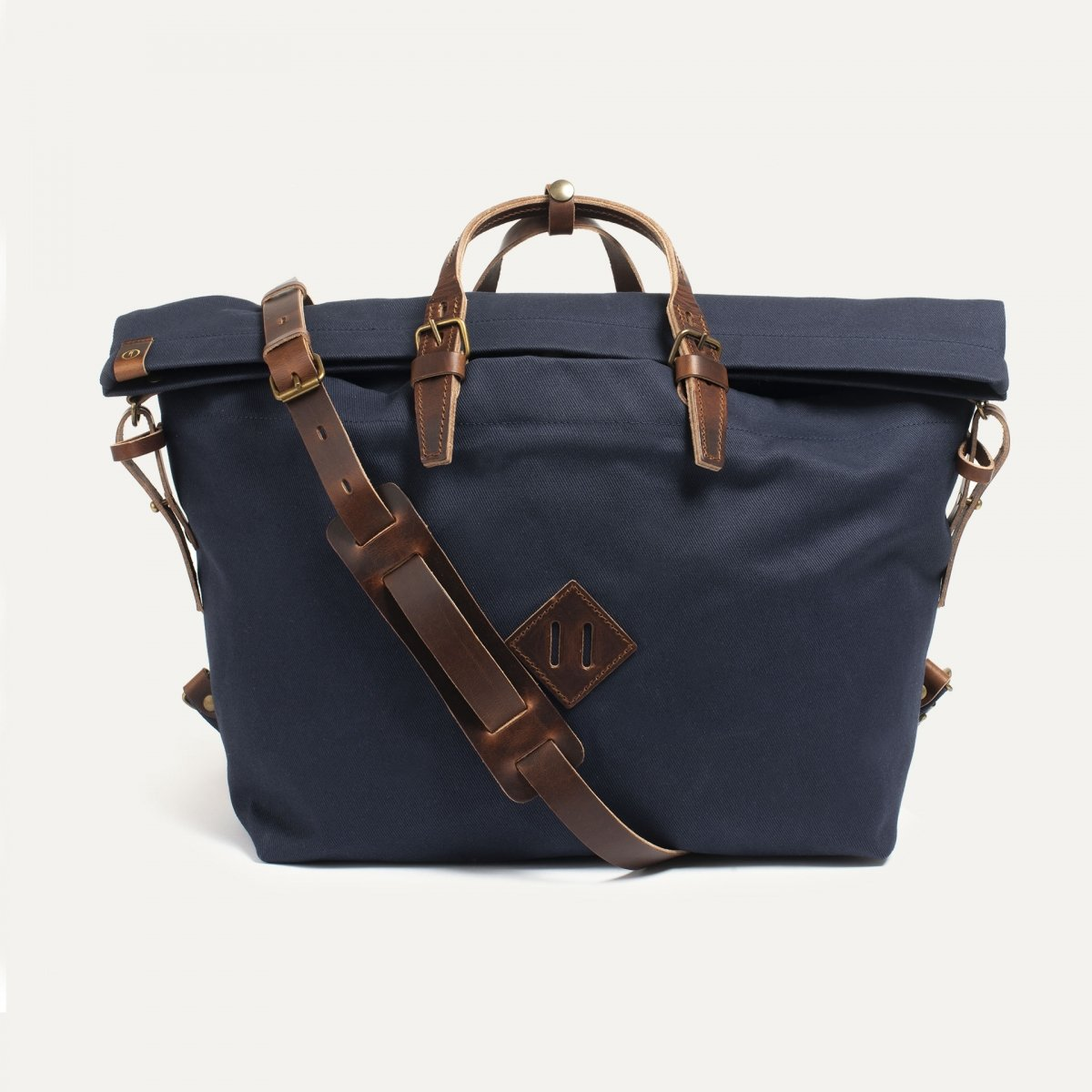 Woody L Backpack - Peacoat Blue (image n°1)