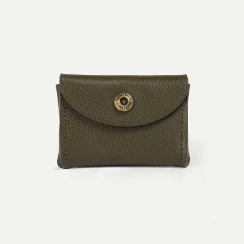 Talbin Shoemaker purse - Khaki
