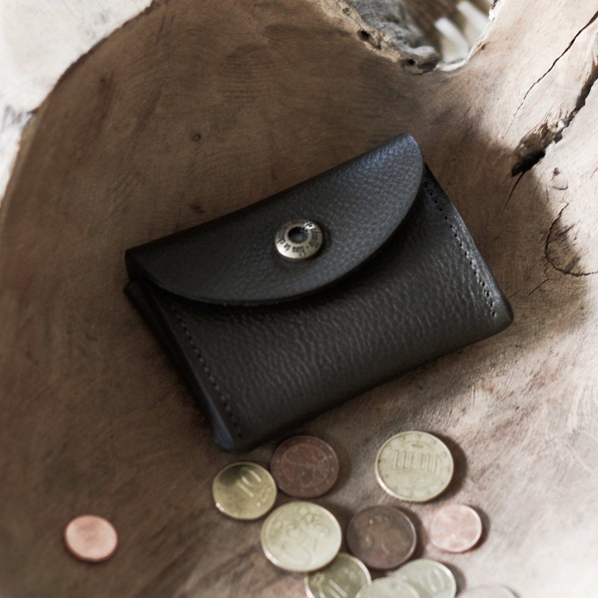 Talbin Shoemaker purse - Khaki (image n°5)