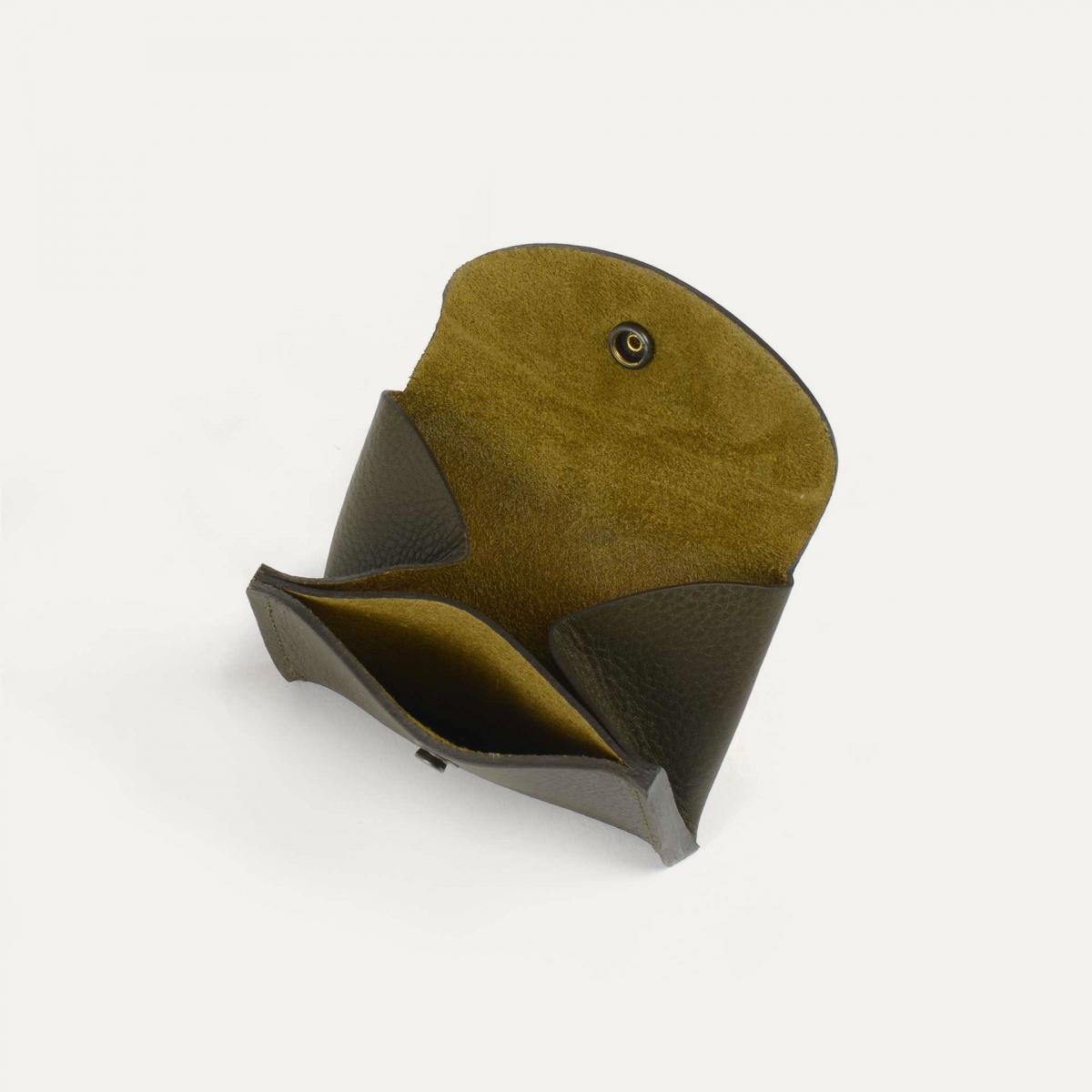 Talbin Shoemaker purse - Khaki (image n°3)