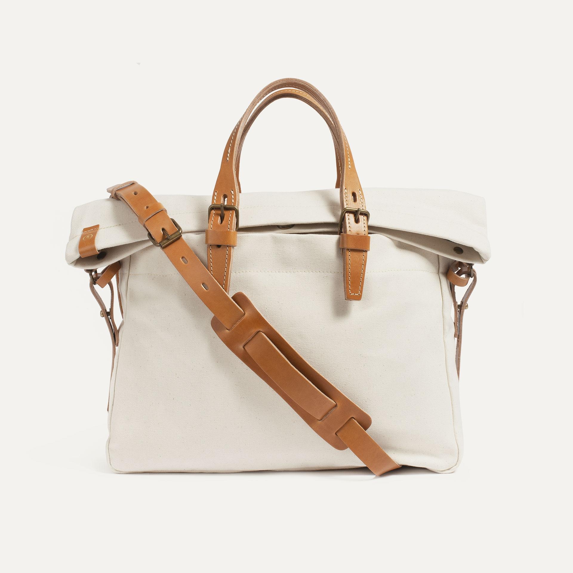 Remix business bag - Ecru (image n°1)
