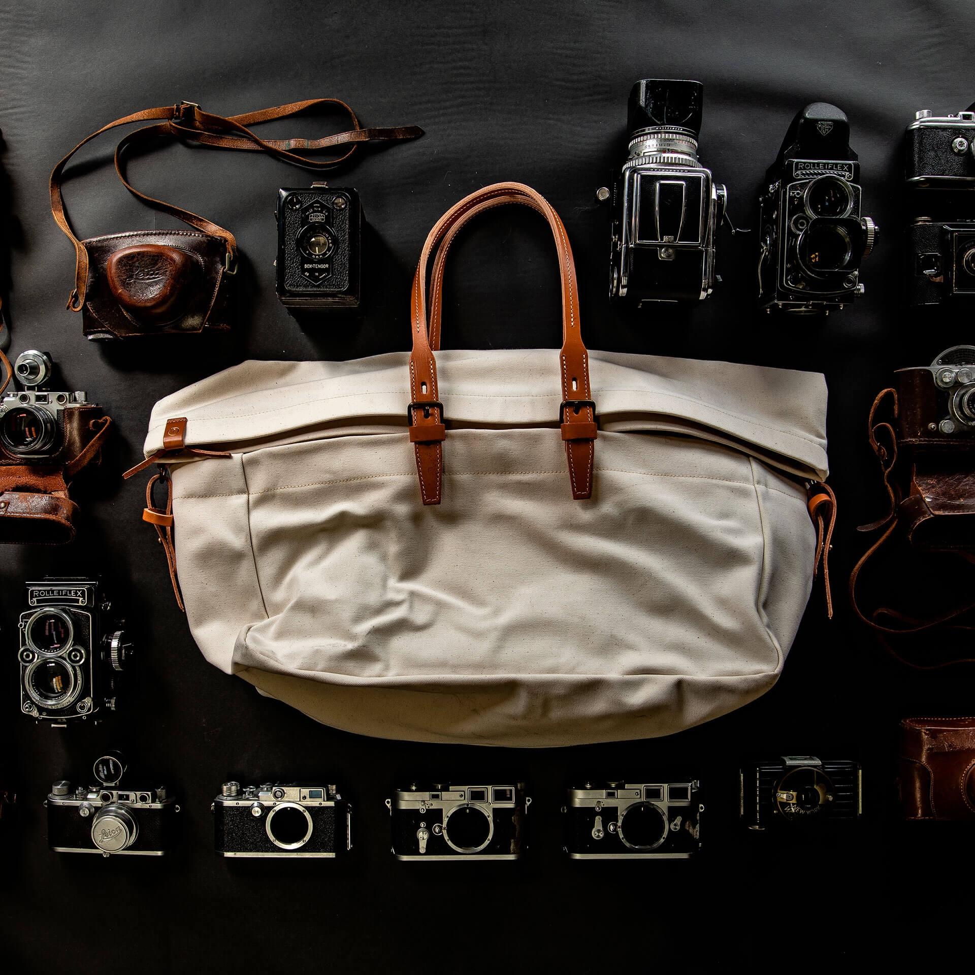 Cabine Travel bag  - Ecru (image n°4)