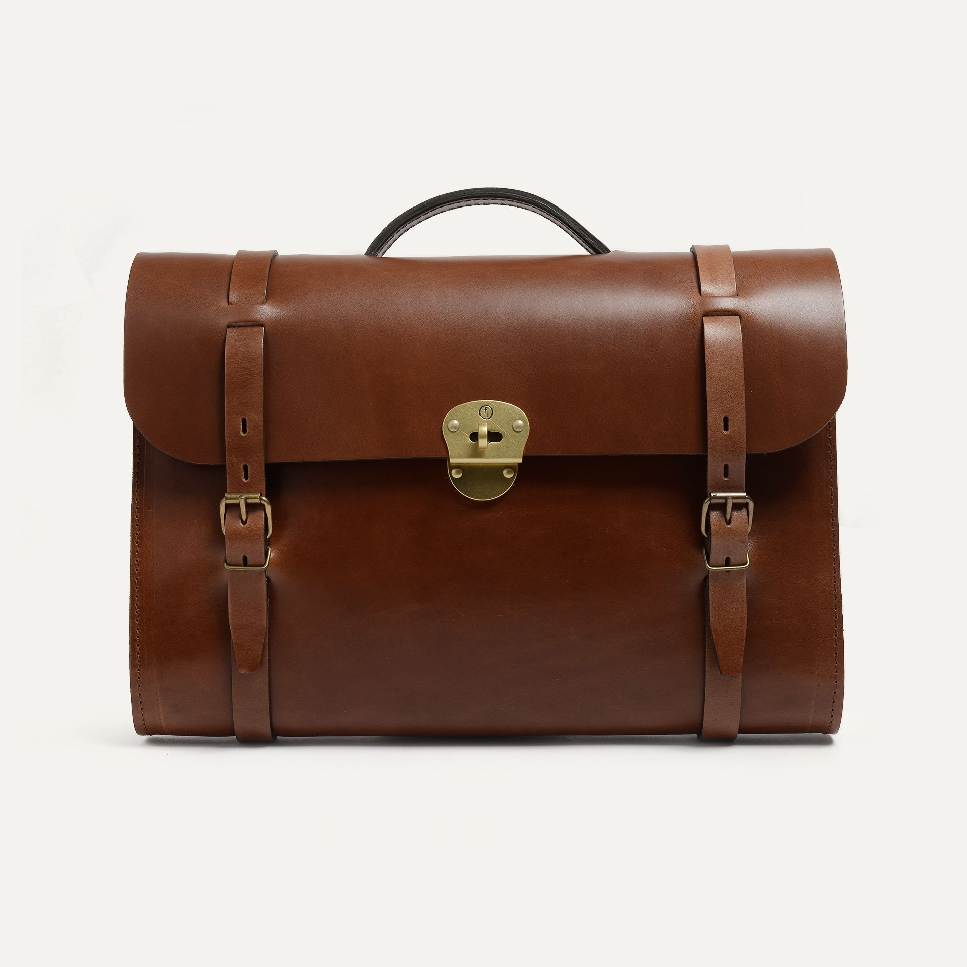 SCOTT, The writer's bag - Camel/Pain Brûlé (image n°1)