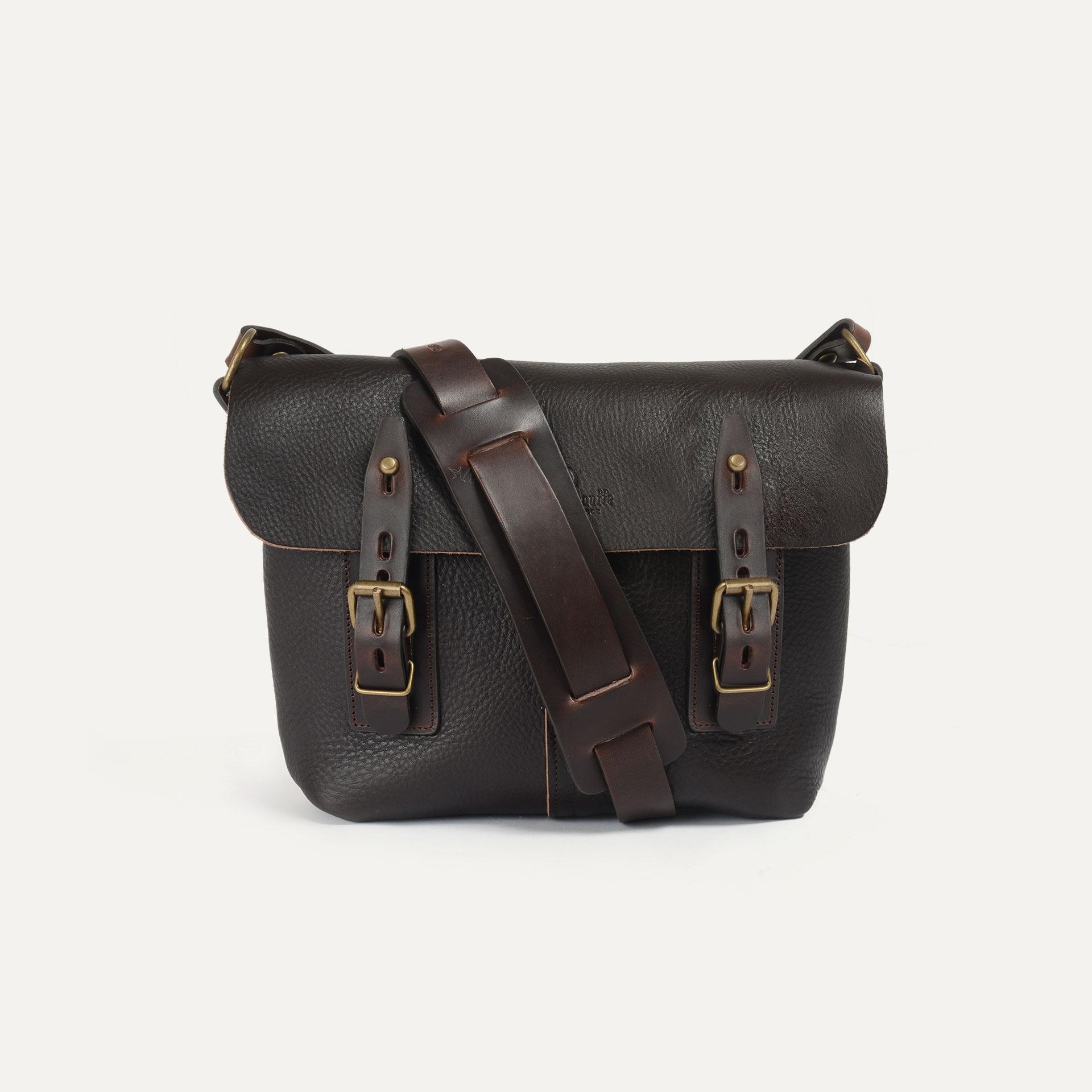 Louis Satchel bag - Dark Brown (image n°1)