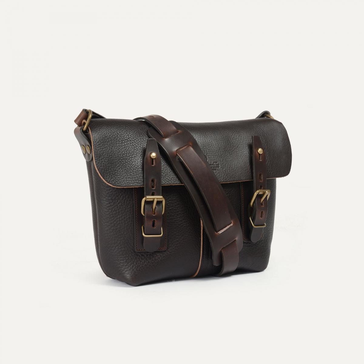 Louis Satchel bag - Dark Brown (image n°2)