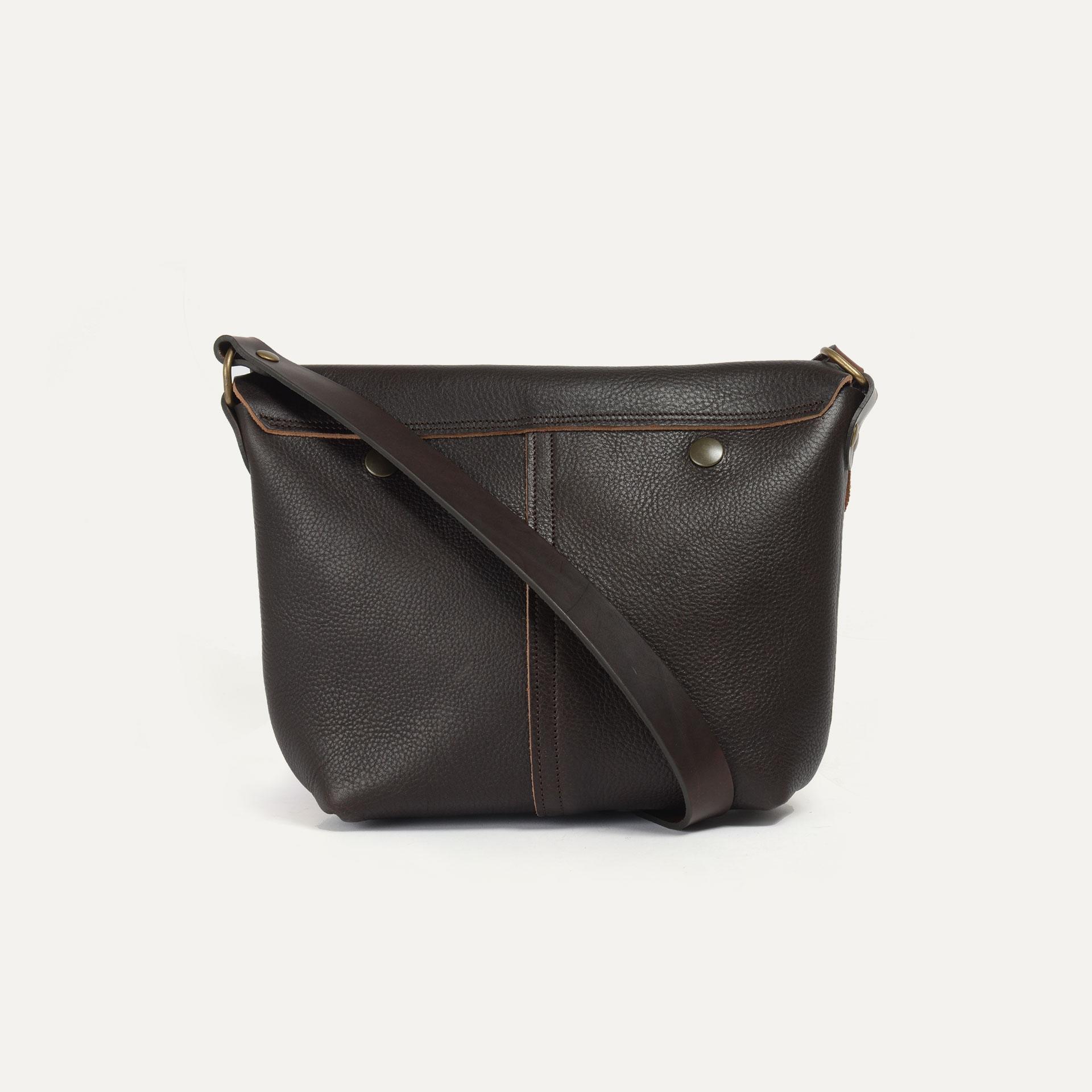 Louis Satchel bag - Dark Brown (image n°3)