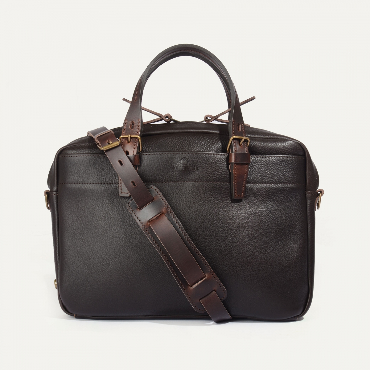 Folder Business bag - Dark Brown (image n°1)