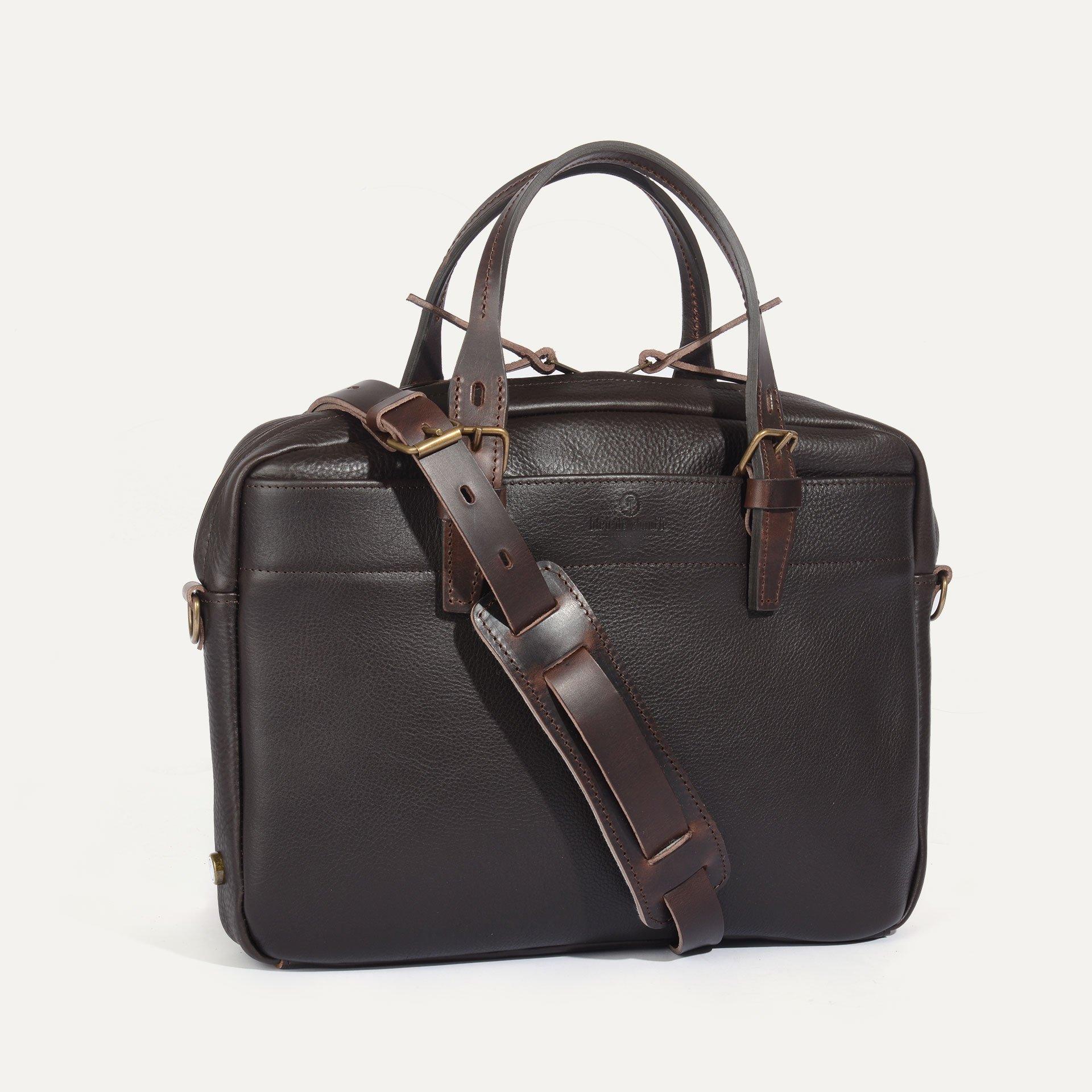 Folder Business bag - Dark Brown (image n°2)