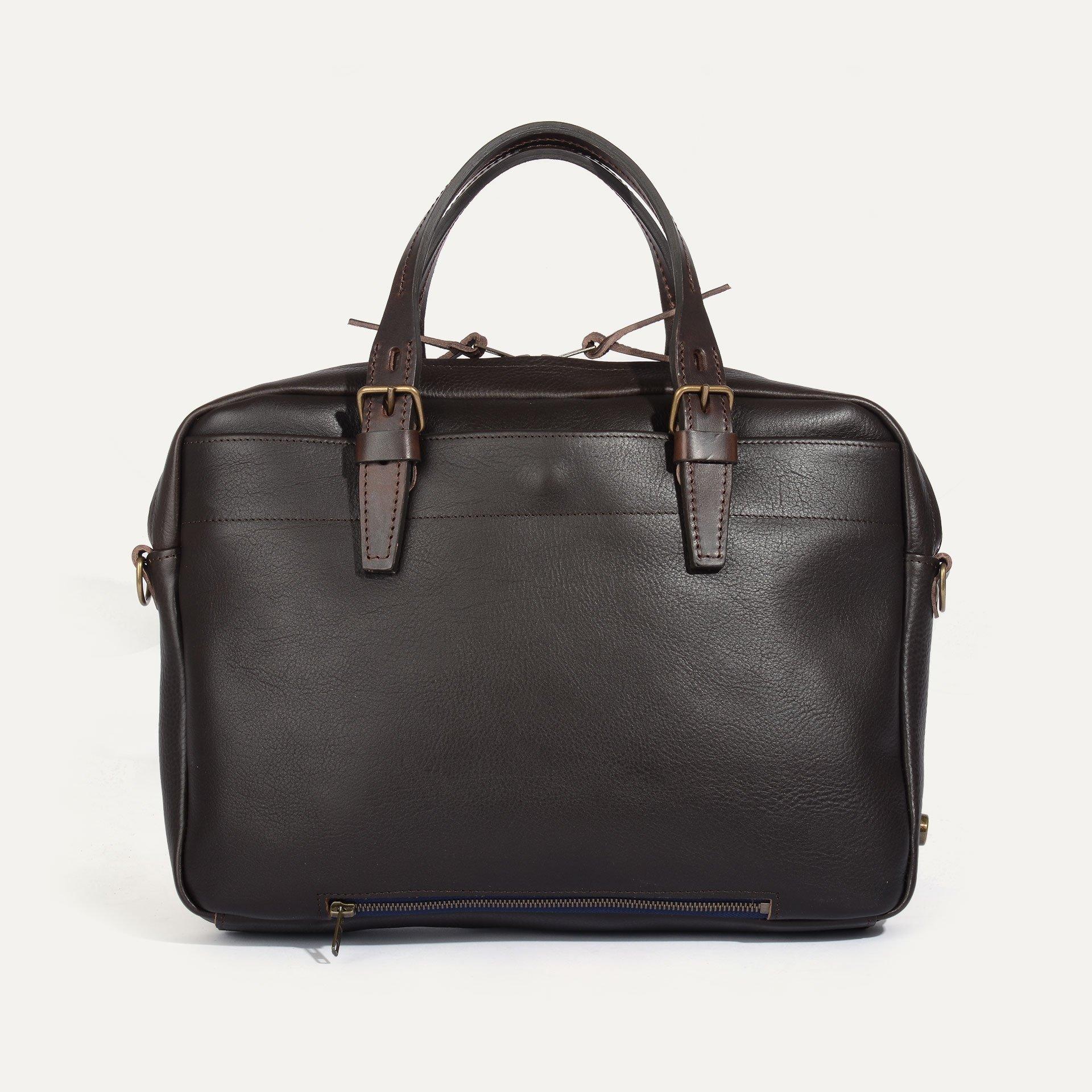 Folder Business bag - Dark Brown (image n°3)