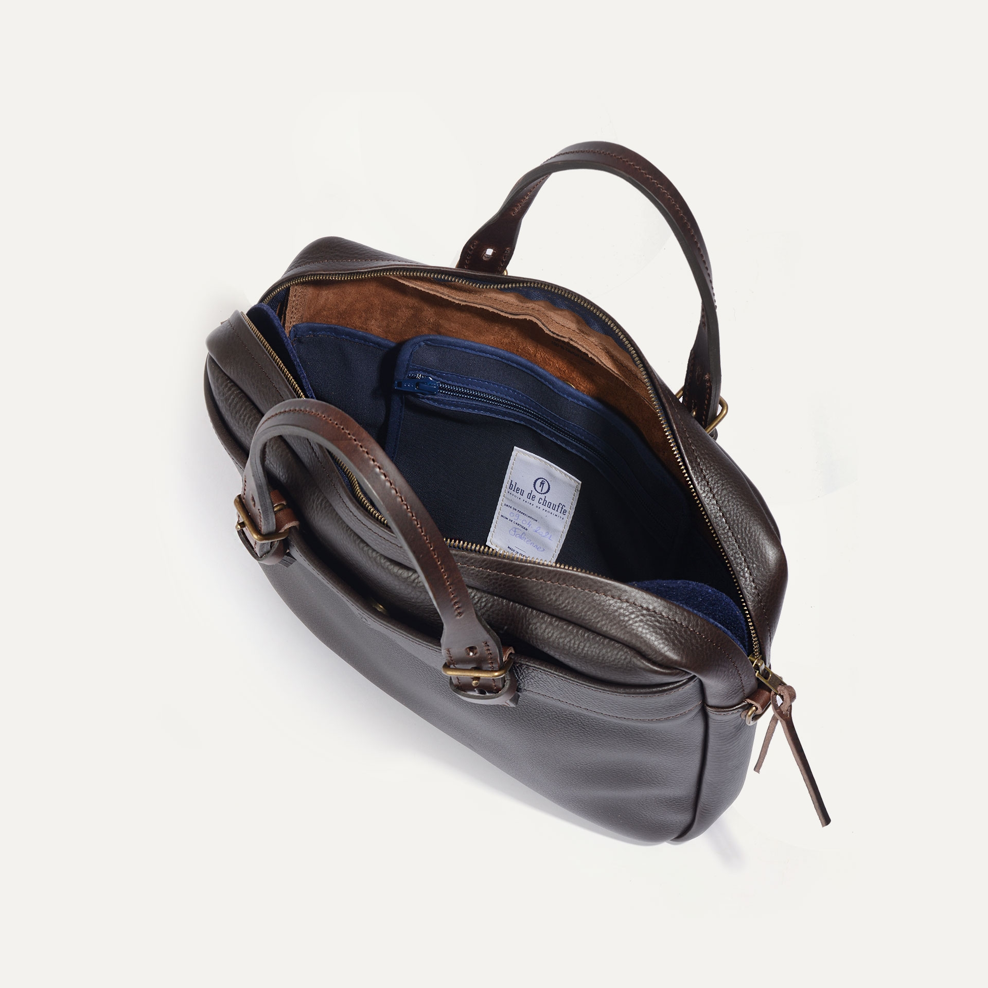 Folder Business bag - Dark Brown (image n°5)