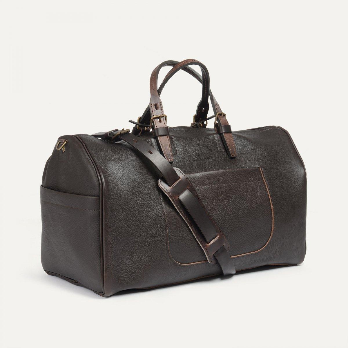 Hobo Travel bag - Dark Brown (image n°2)