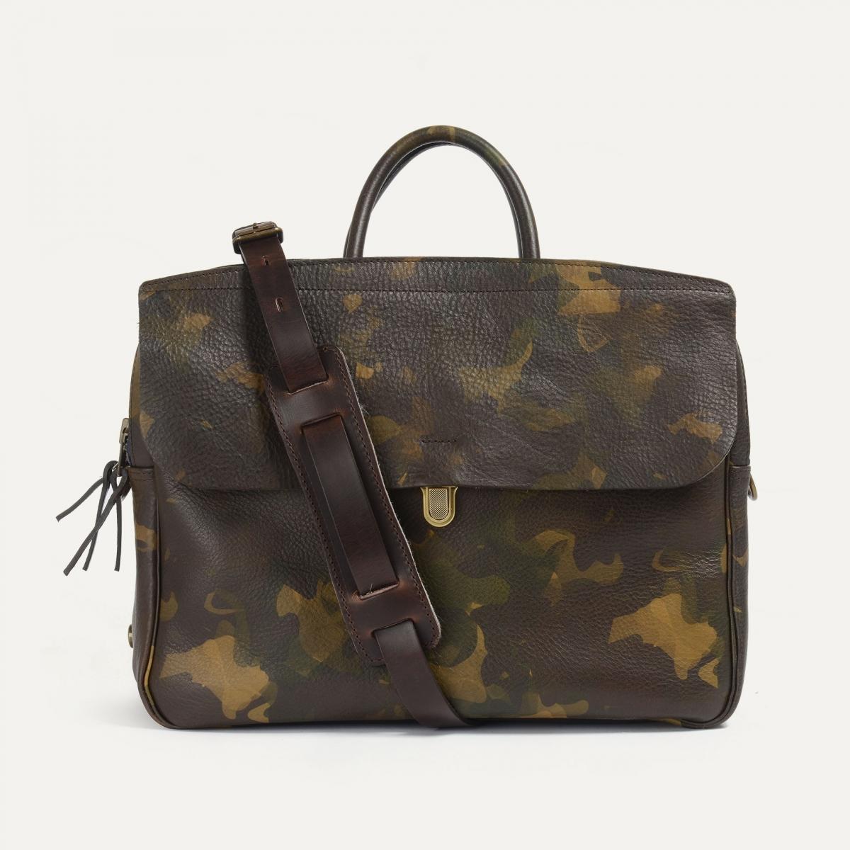 Zeppo Business bag - Camo (image n°1)